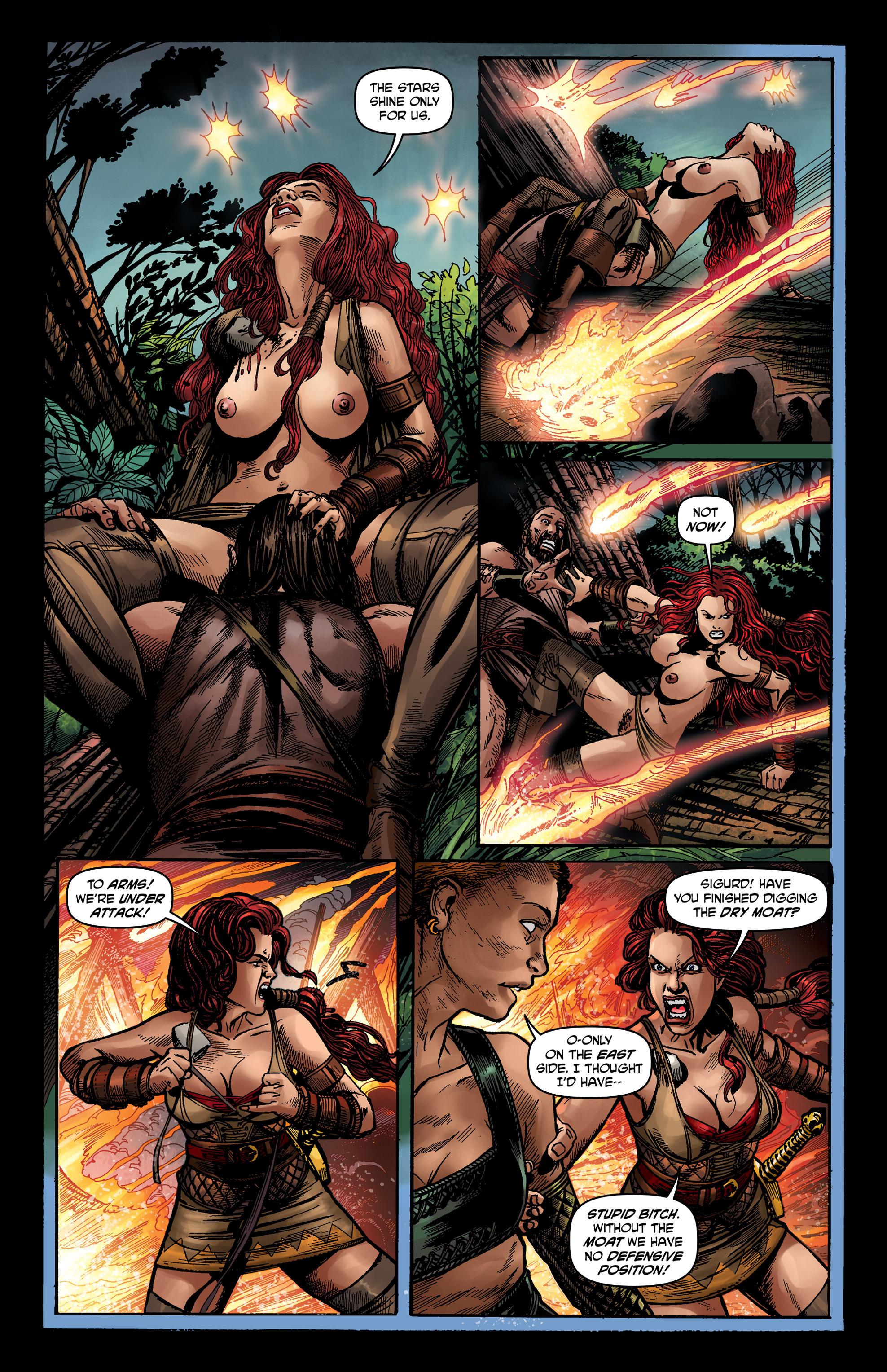 Read online Belladonna comic -  Issue #0 - 18