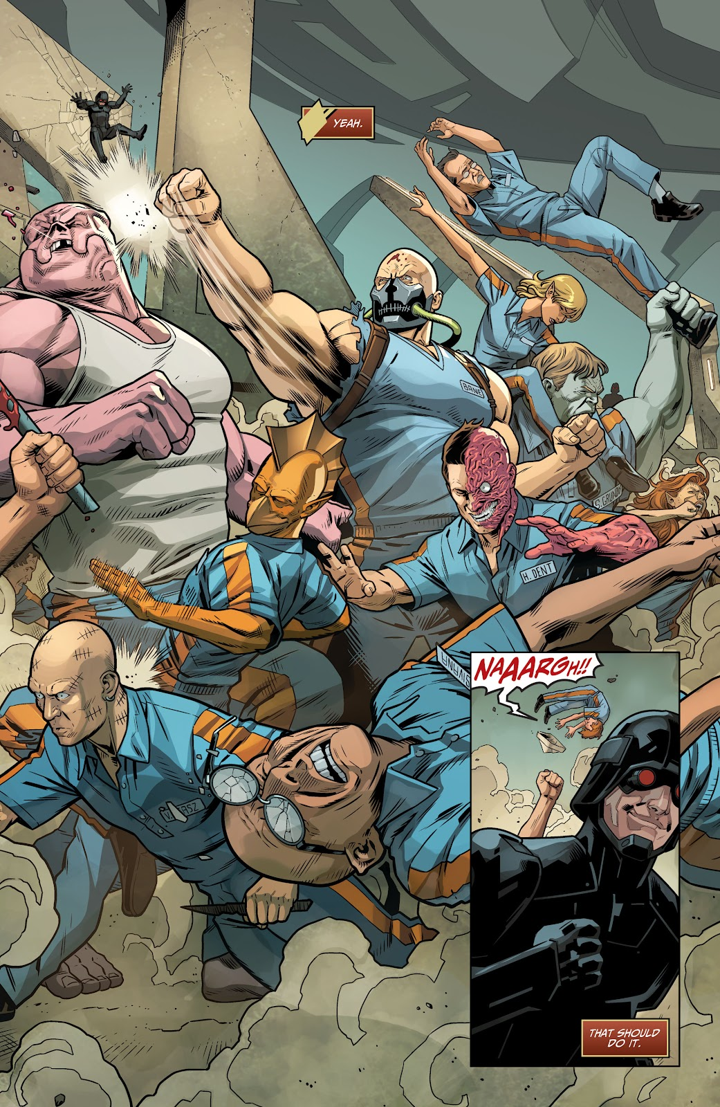 Injustice: Gods Among Us Year Four _Annual 1 #1 - English 24