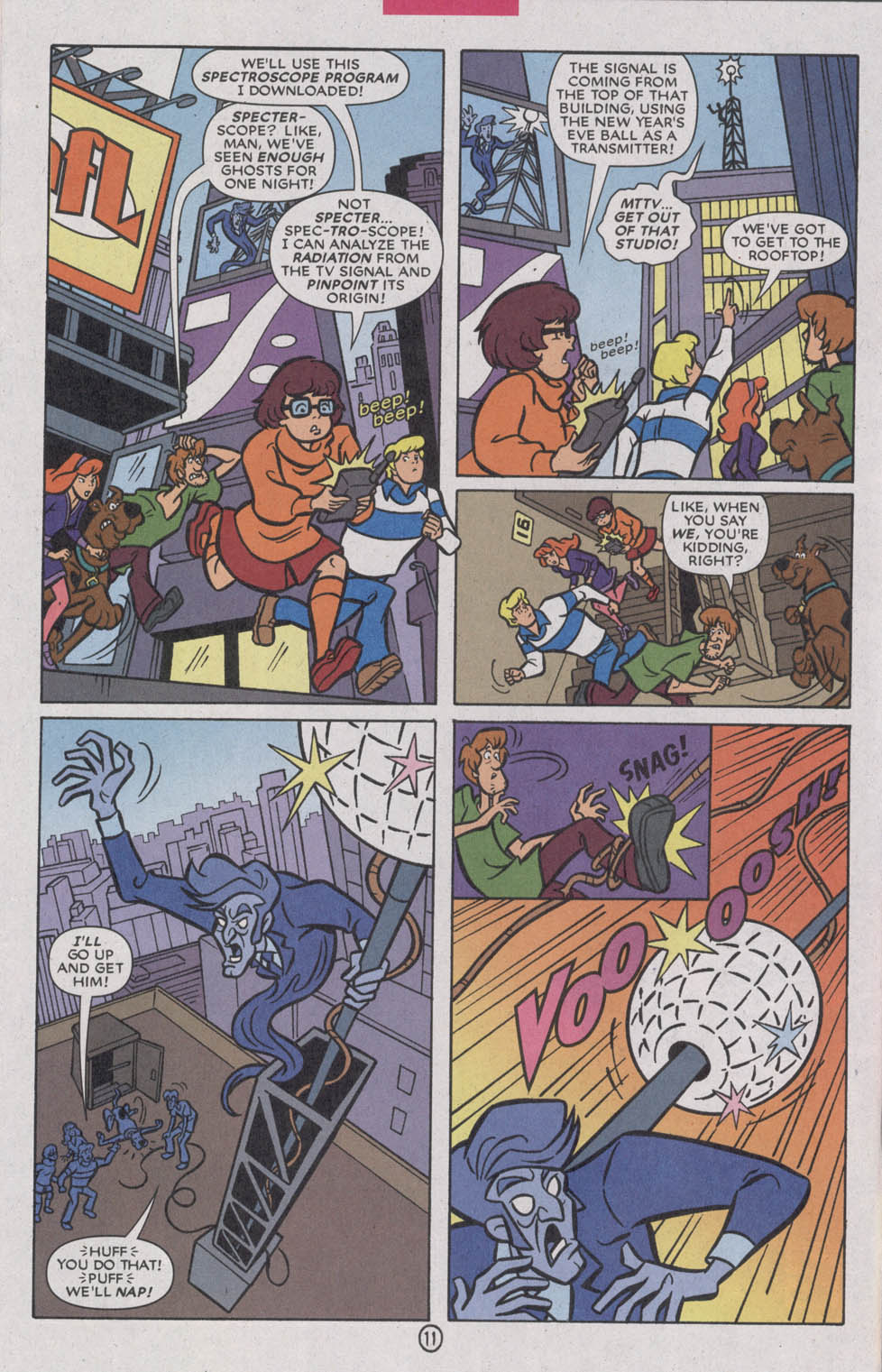 Read online Scooby-Doo (1997) comic -  Issue #75 - 18