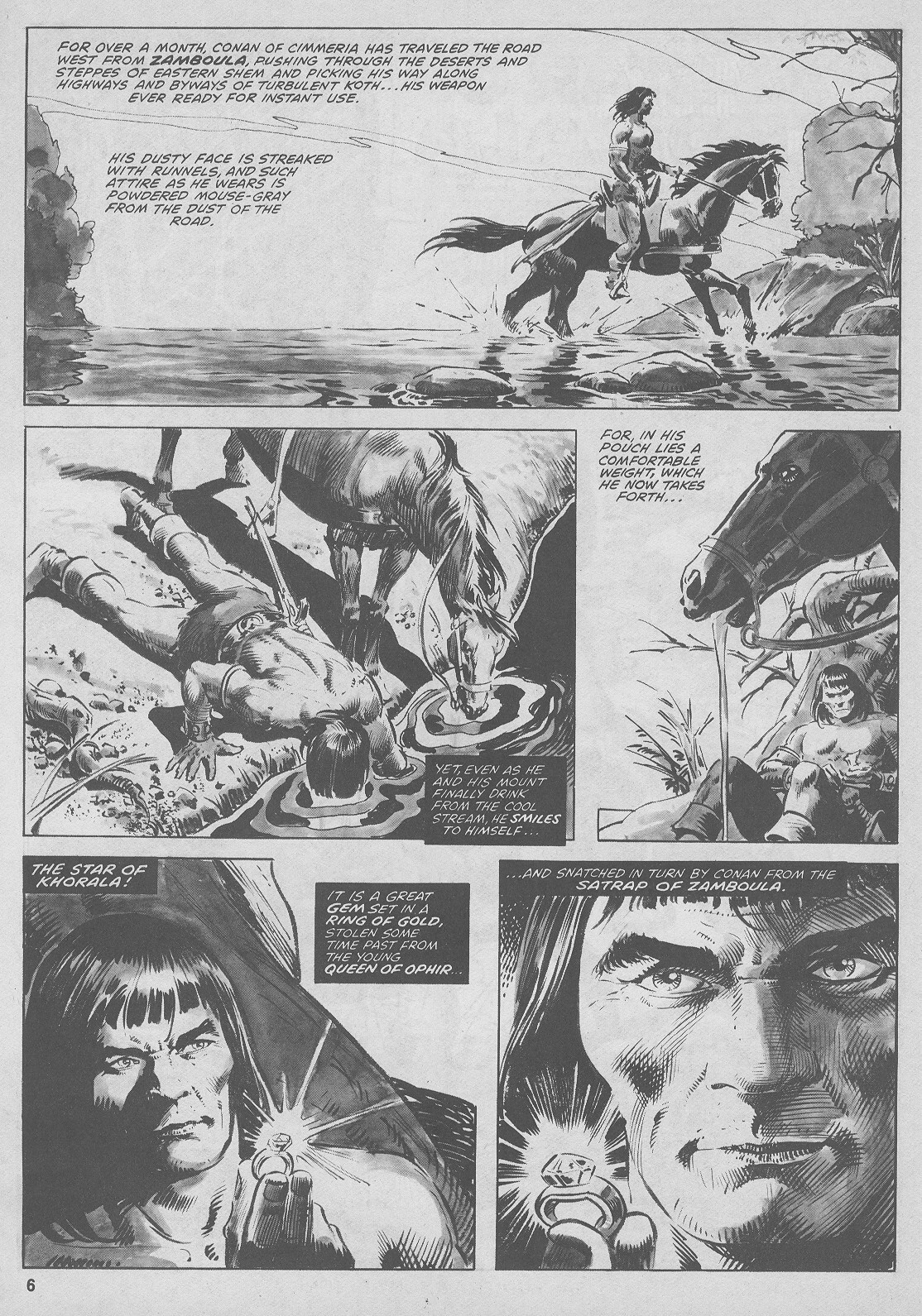 The Savage Sword Of Conan Issue #44 #45 - English 6