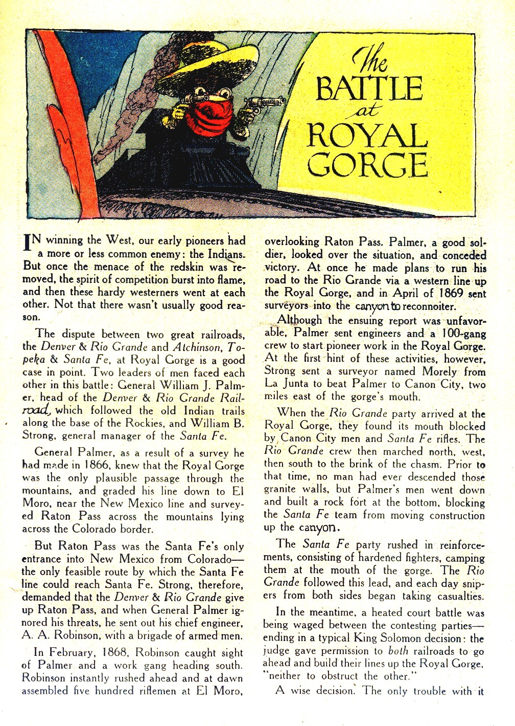 Read online All-Star Western (1951) comic -  Issue #66 - 23
