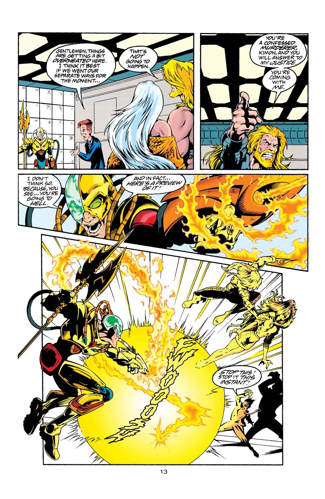 Aquaman (1994) Issue #27 #33 - English 14