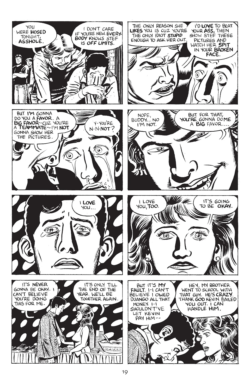 Stray Bullets Issue #35 #35 - English 21