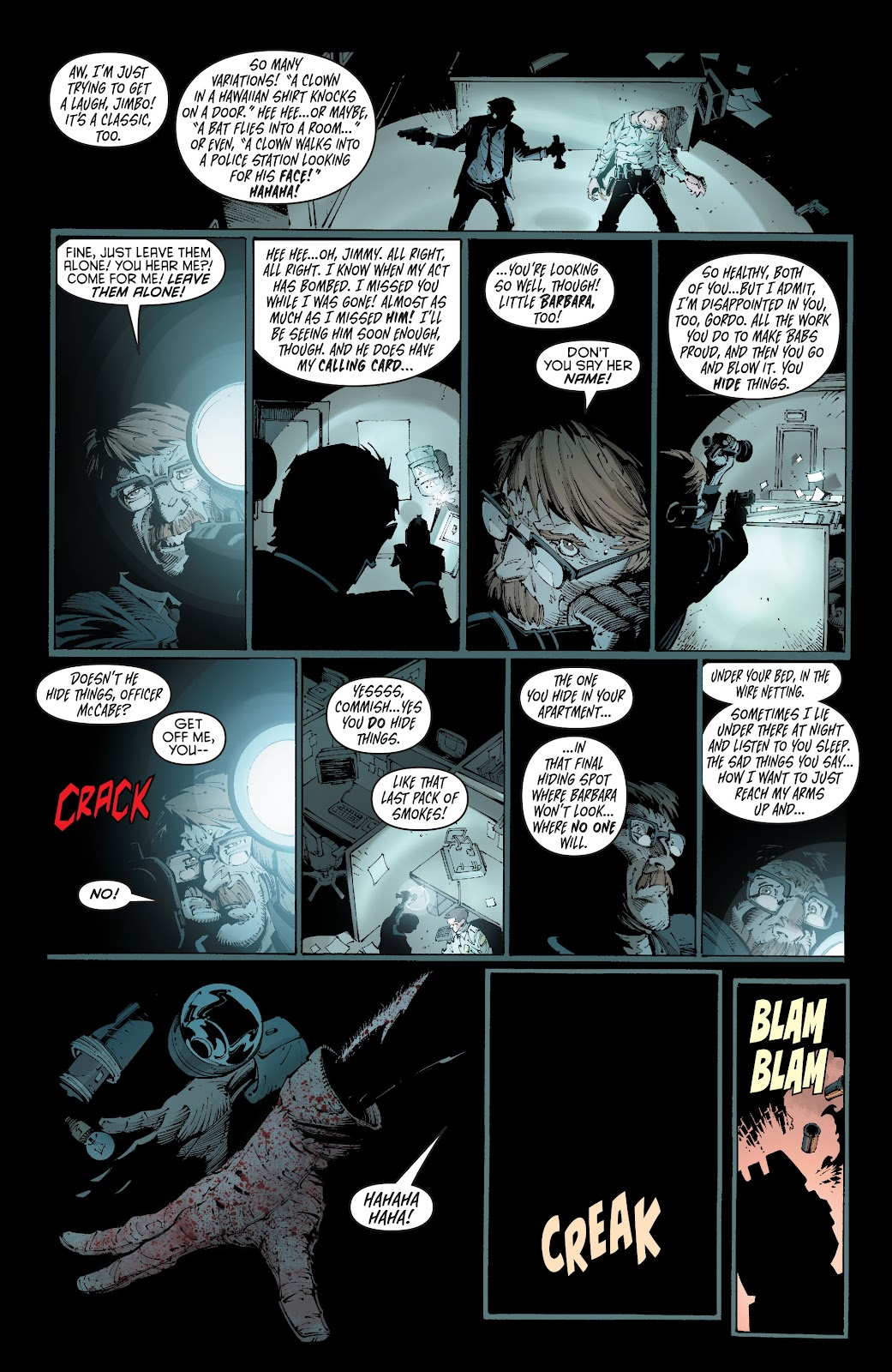 Batman (2011) Issue #13 #28 - English 7