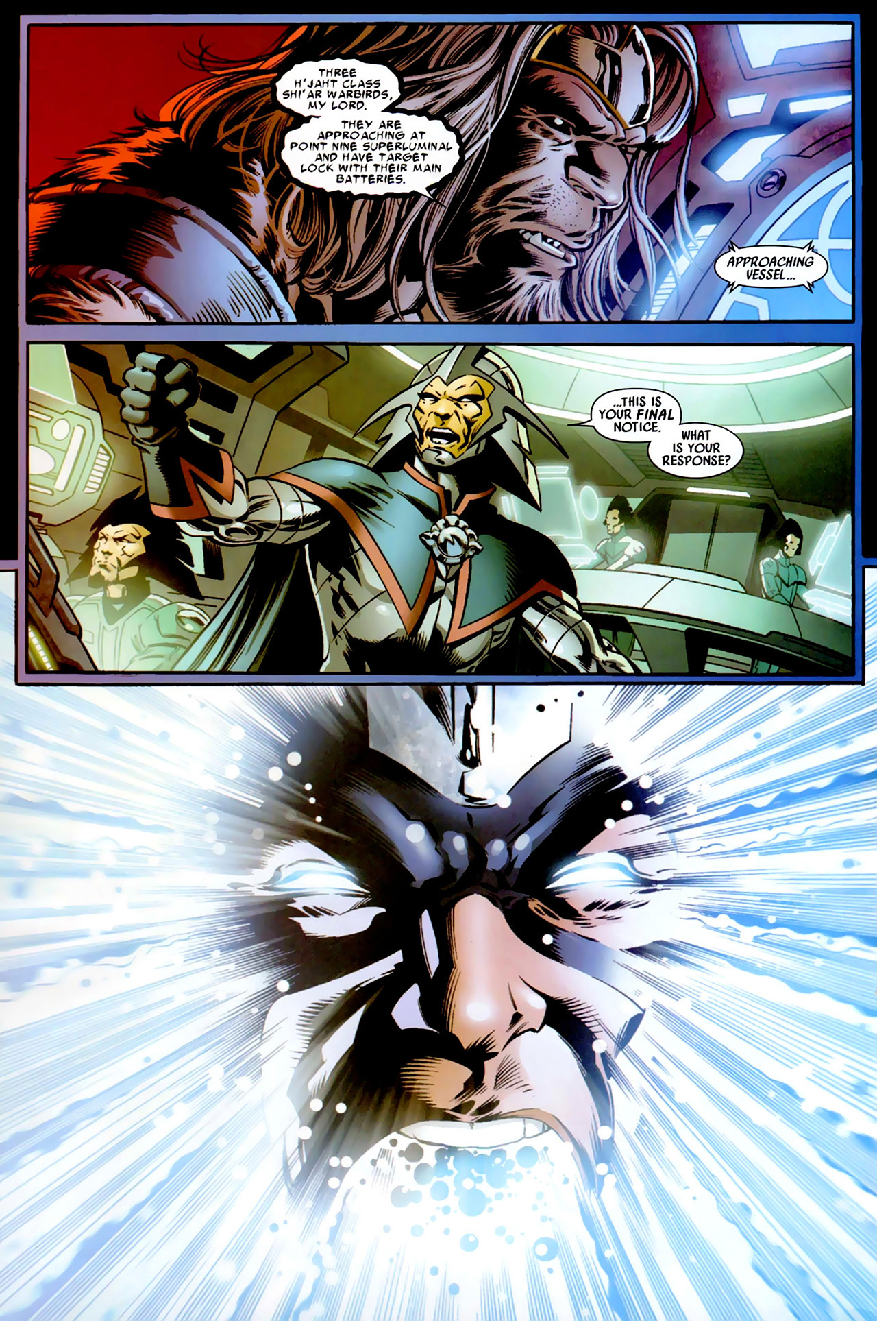 Read online Secret Invasion: War of Kings comic -  Issue # Full - 22