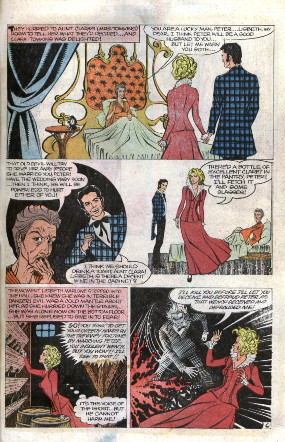 Read online Scary Tales comic -  Issue #33 - 29