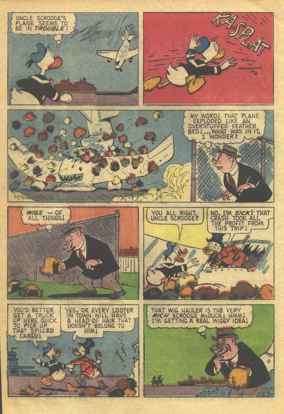 Uncle Scrooge (1953) Issue #85 #85 - English 4