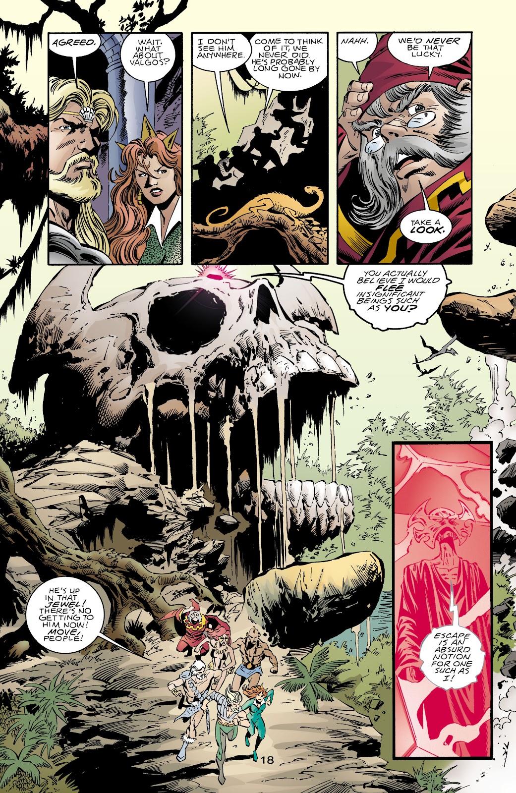 Aquaman (1994) Issue #73 #79 - English 18