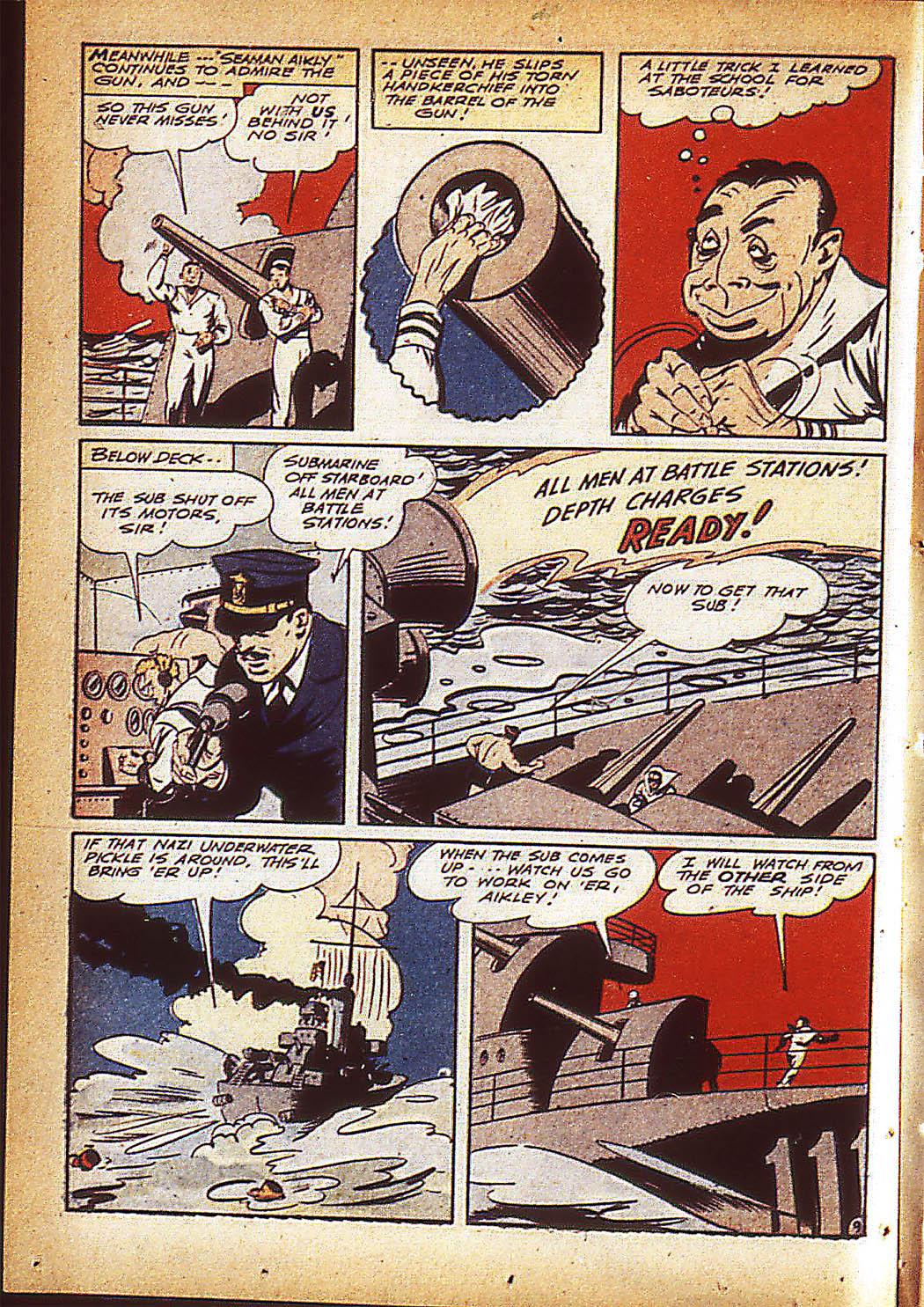 Sub-Mariner Comics Issue #10 #10 - English 33