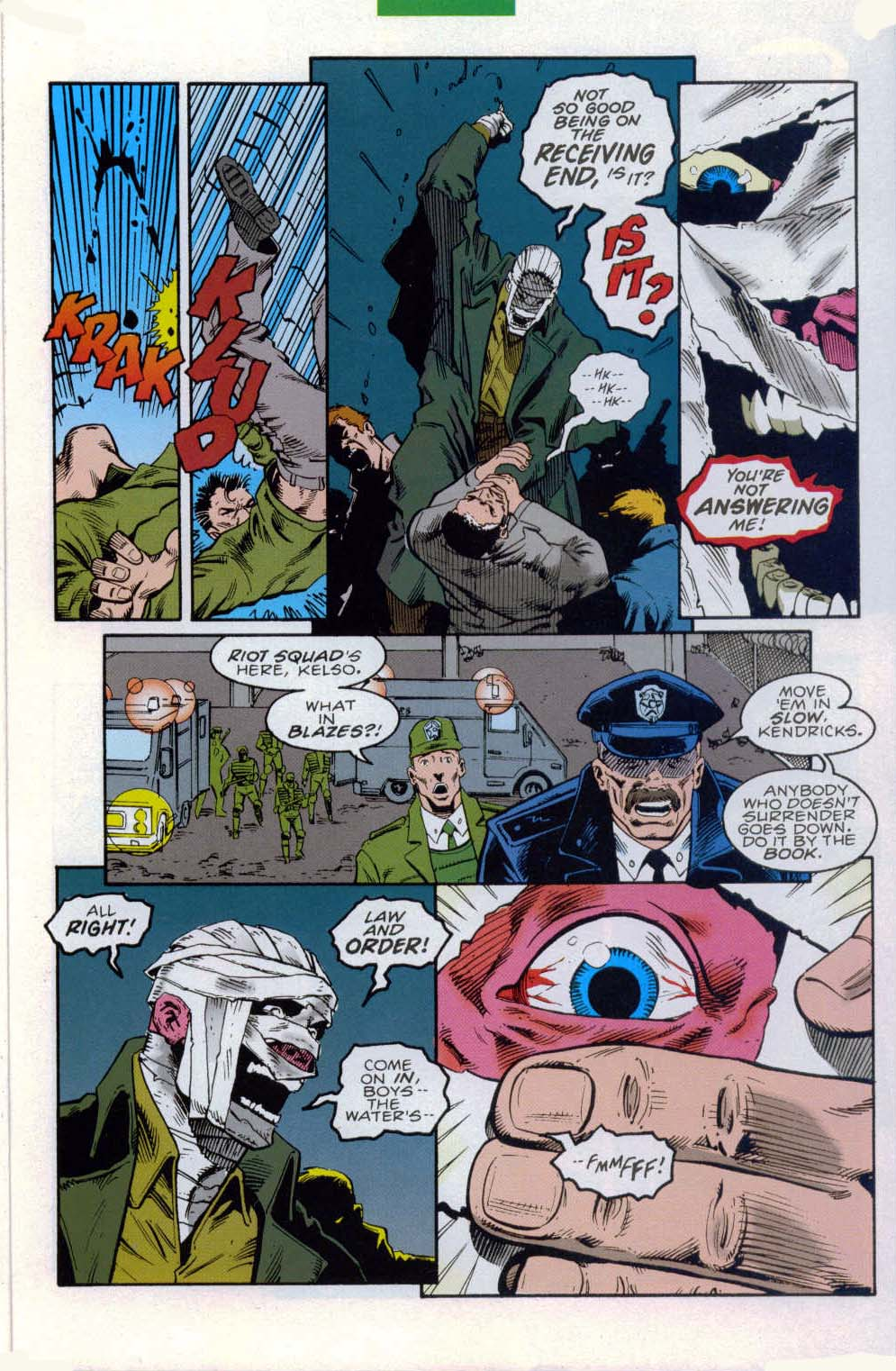 Darkman (1993) #6 #6 - English 14