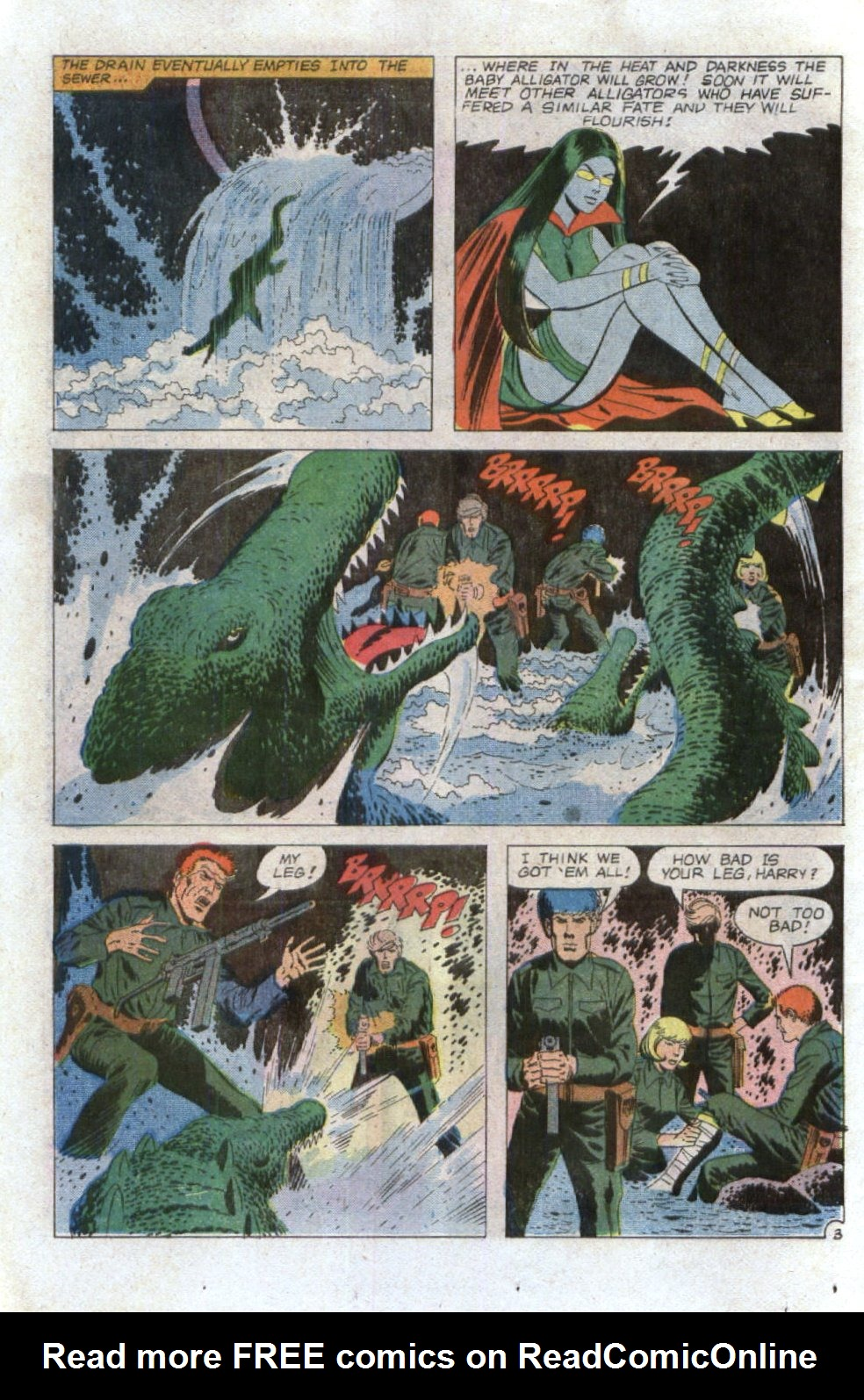 Read online Scary Tales comic -  Issue #16 - 26