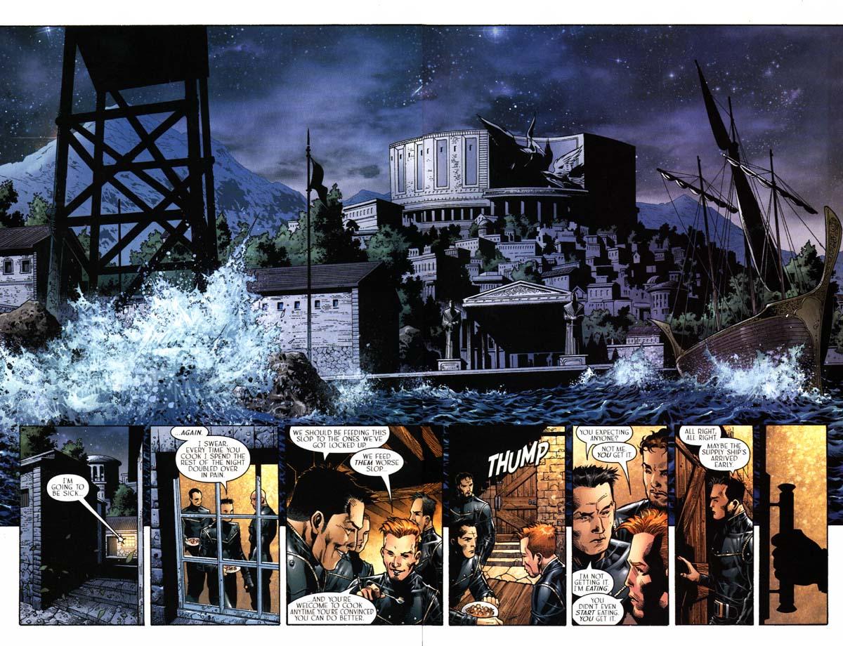 Read online Scion comic -  Issue #23 - 7