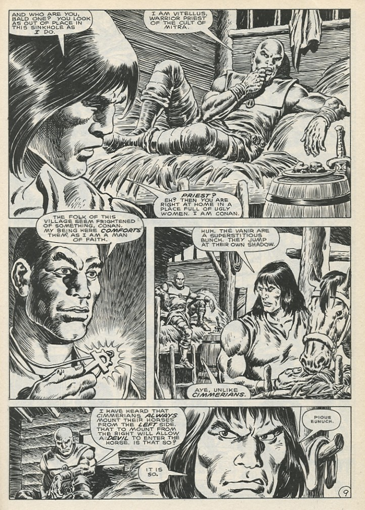 The Savage Sword Of Conan Issue #141 #142 - English 15
