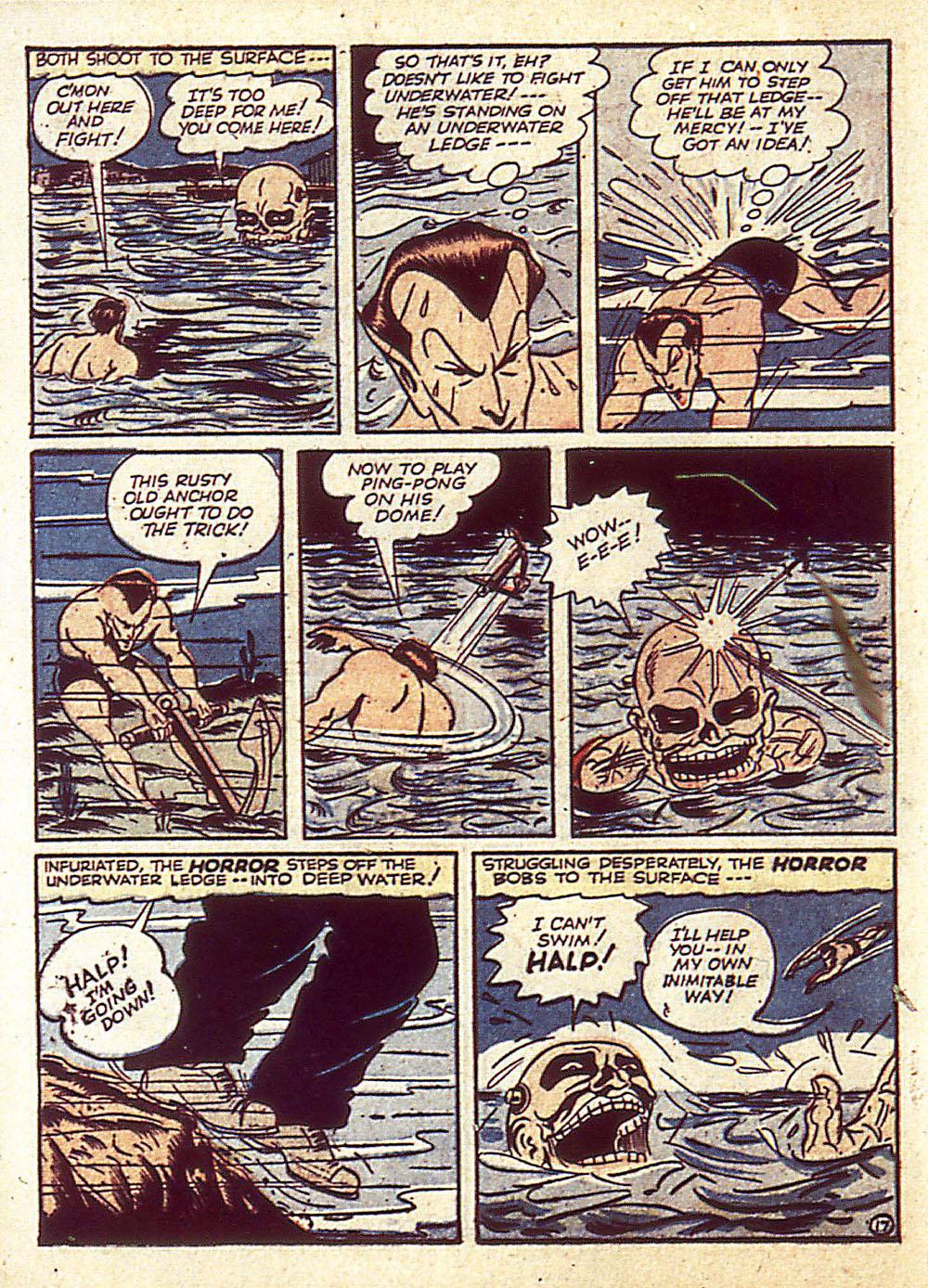 Sub-Mariner Comics Issue #4 #4 - English 41