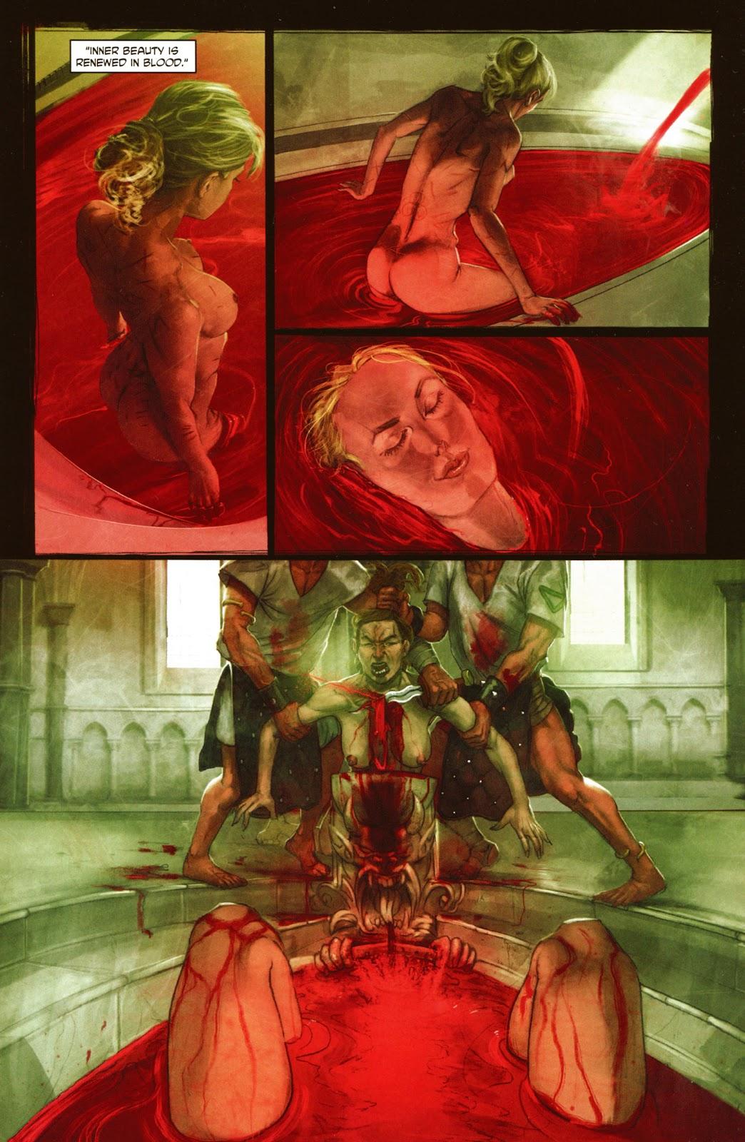 Caligula: Heart of Rome Issue #2 #2 - English 5