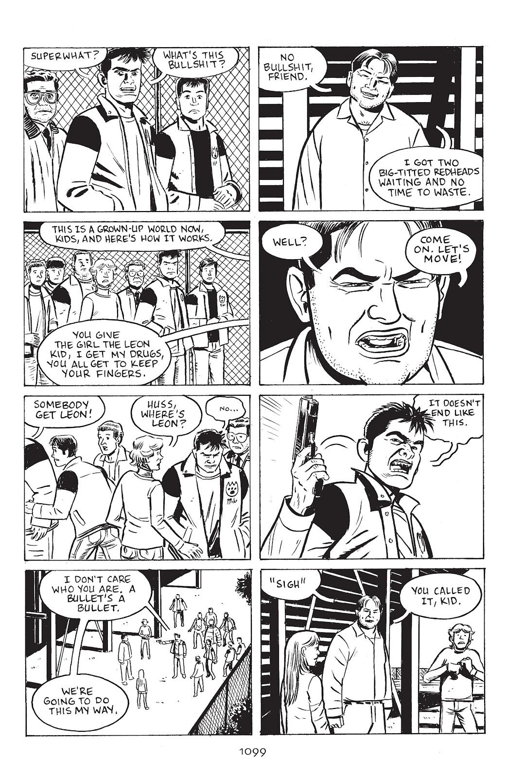 Stray Bullets Issue #41 #41 - English 23
