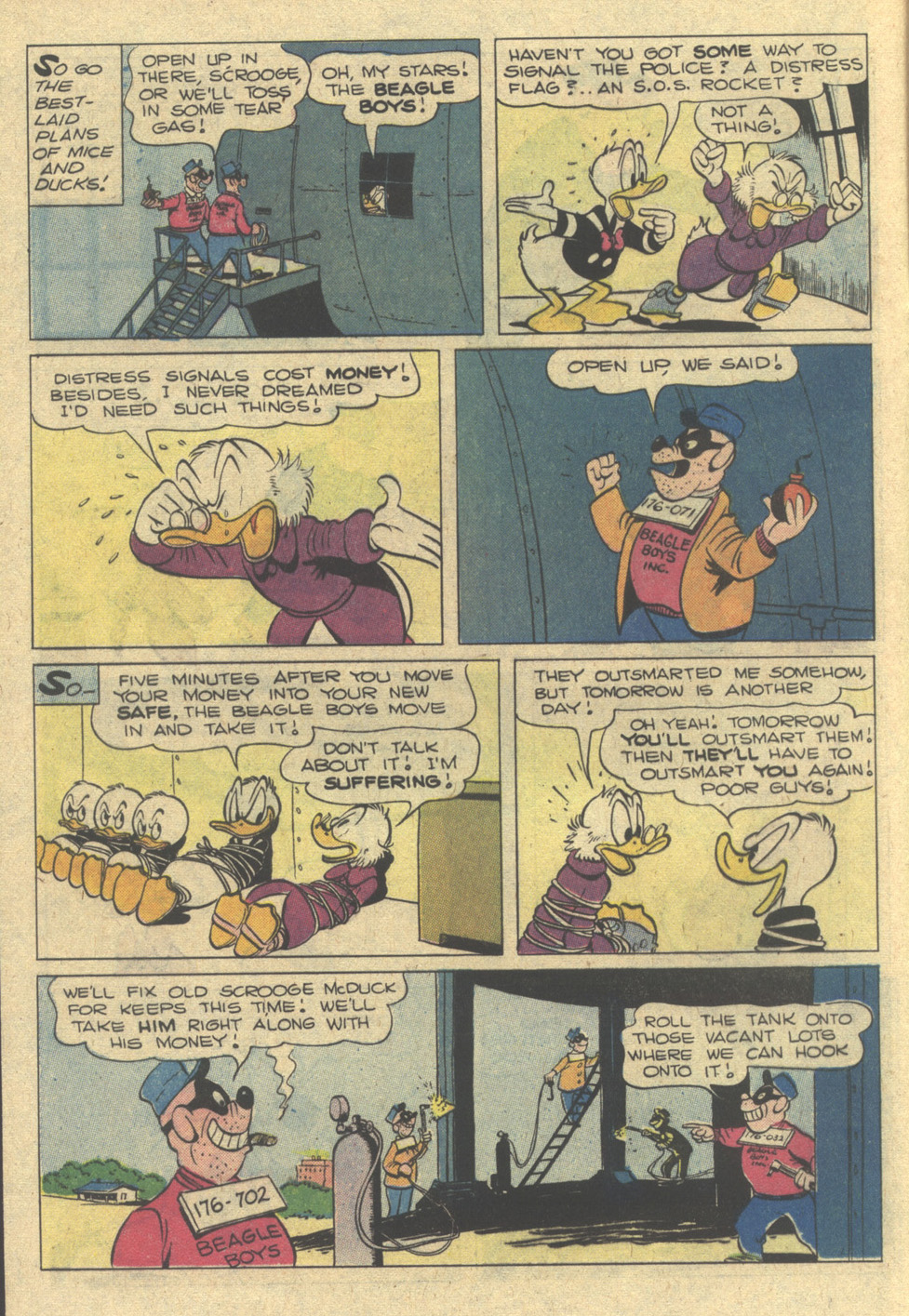 Uncle Scrooge (1953) Issue #172 #172 - English 16