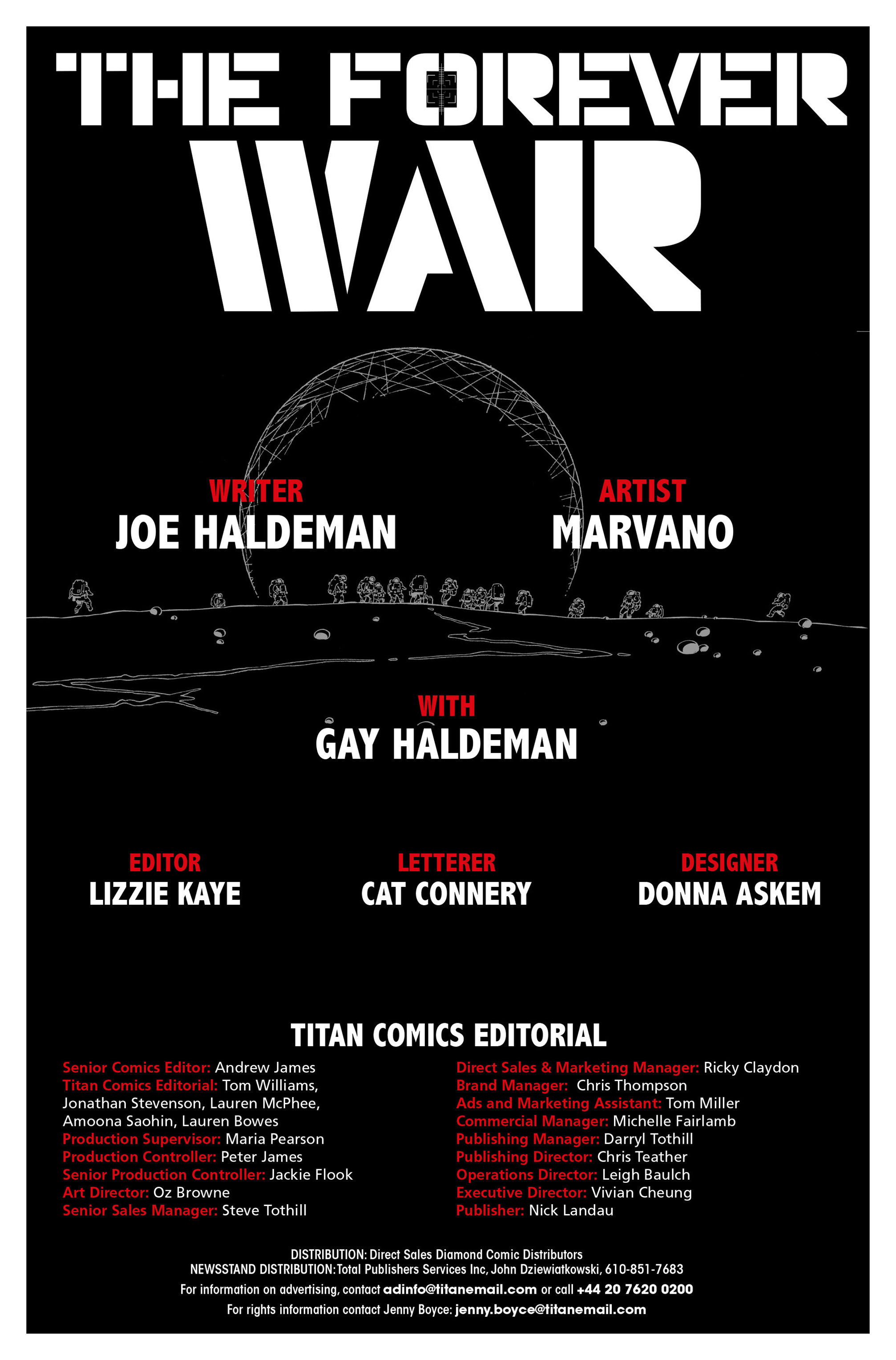 The Forever War (2017) #3 #4 - English 31