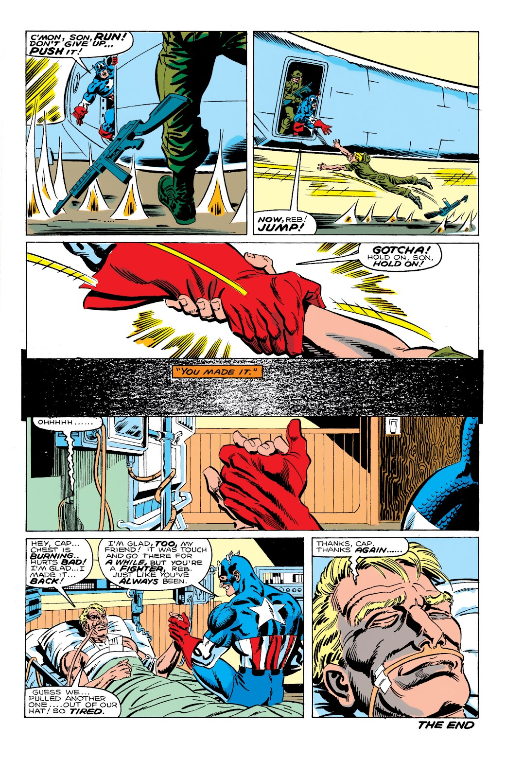 Captain America (1968) _Annual 9 #9 - English 46