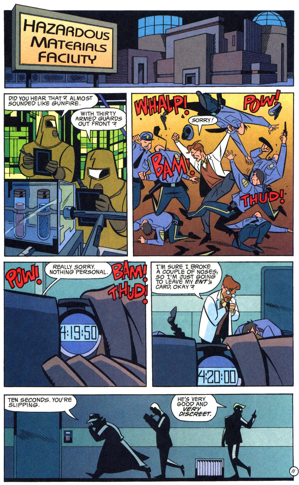 Batman: Gotham Adventures 13 Page 12