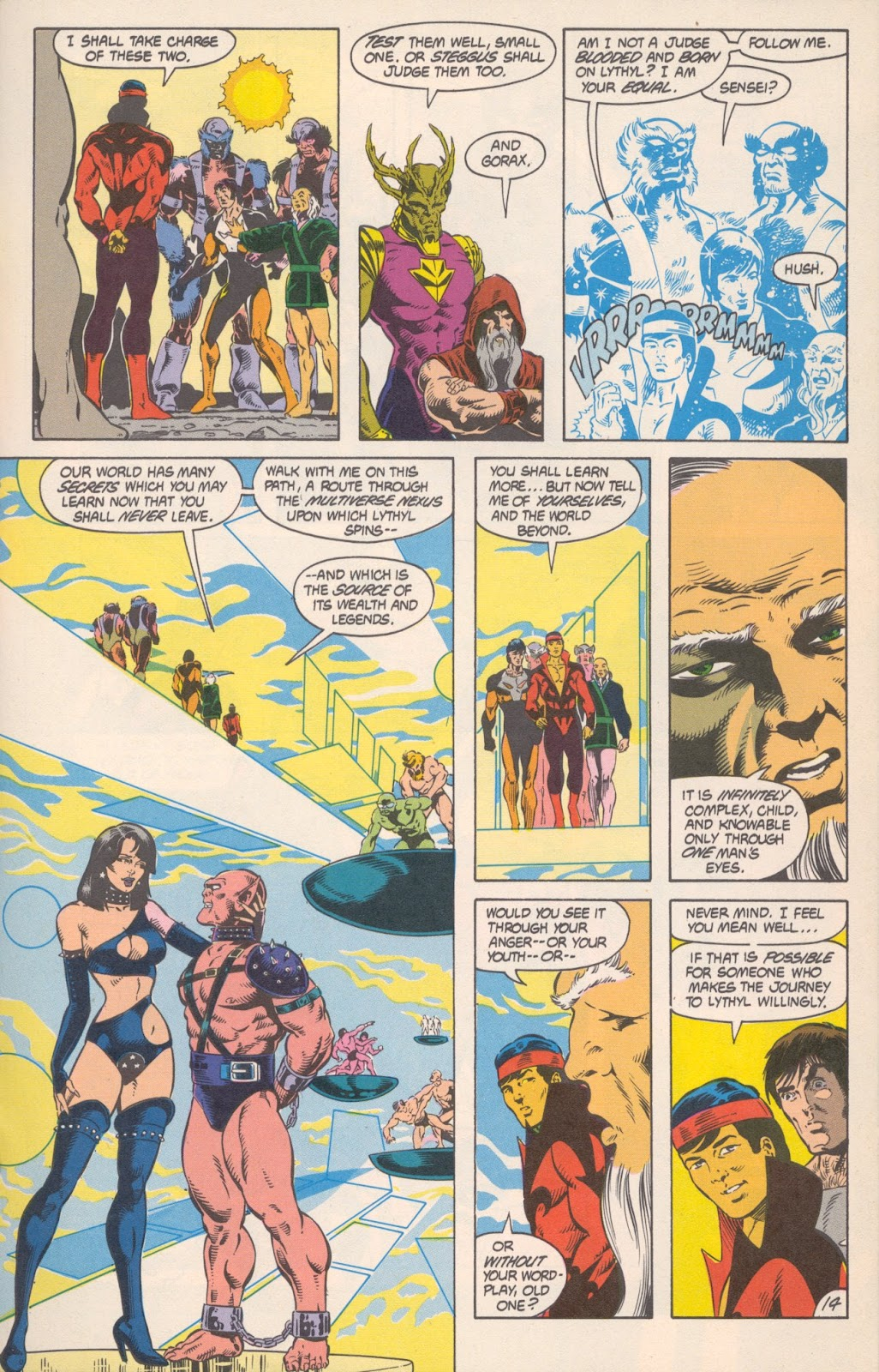 Tales of the Legion Issue #338 #25 - English 15