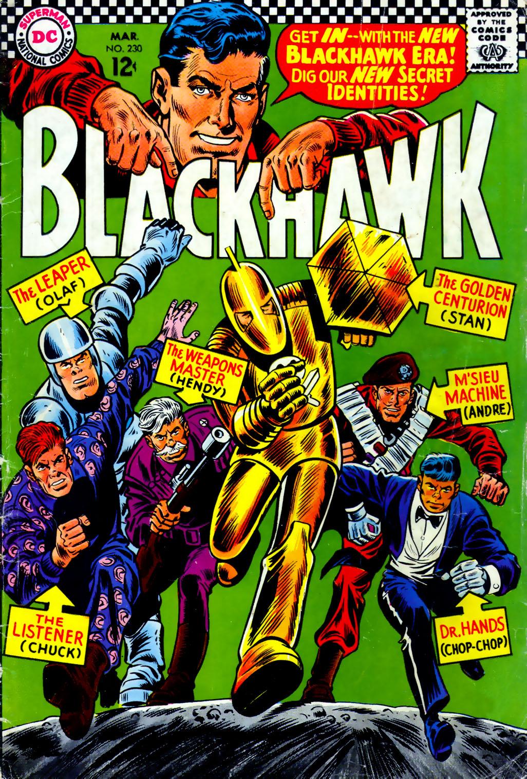 Blackhawk (1957) 230 Page 1