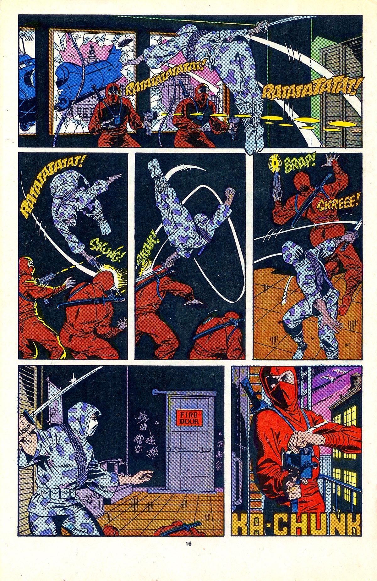 G.I. Joe: A Real American Hero 85 Page 12