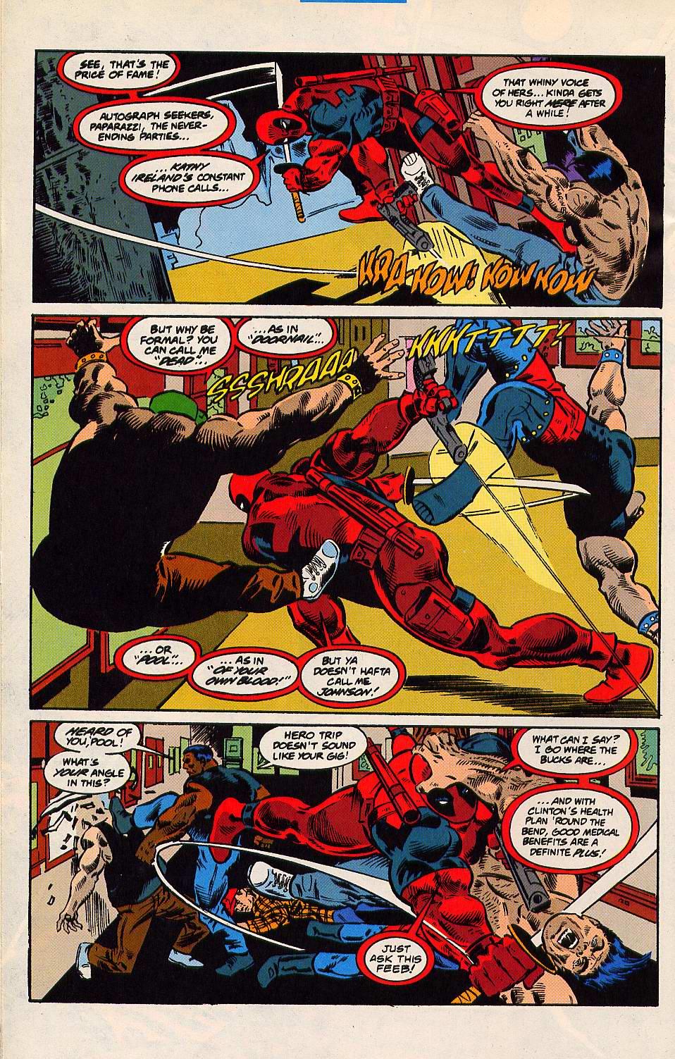 Read online Secret Defenders comic -  Issue #15 - 15
