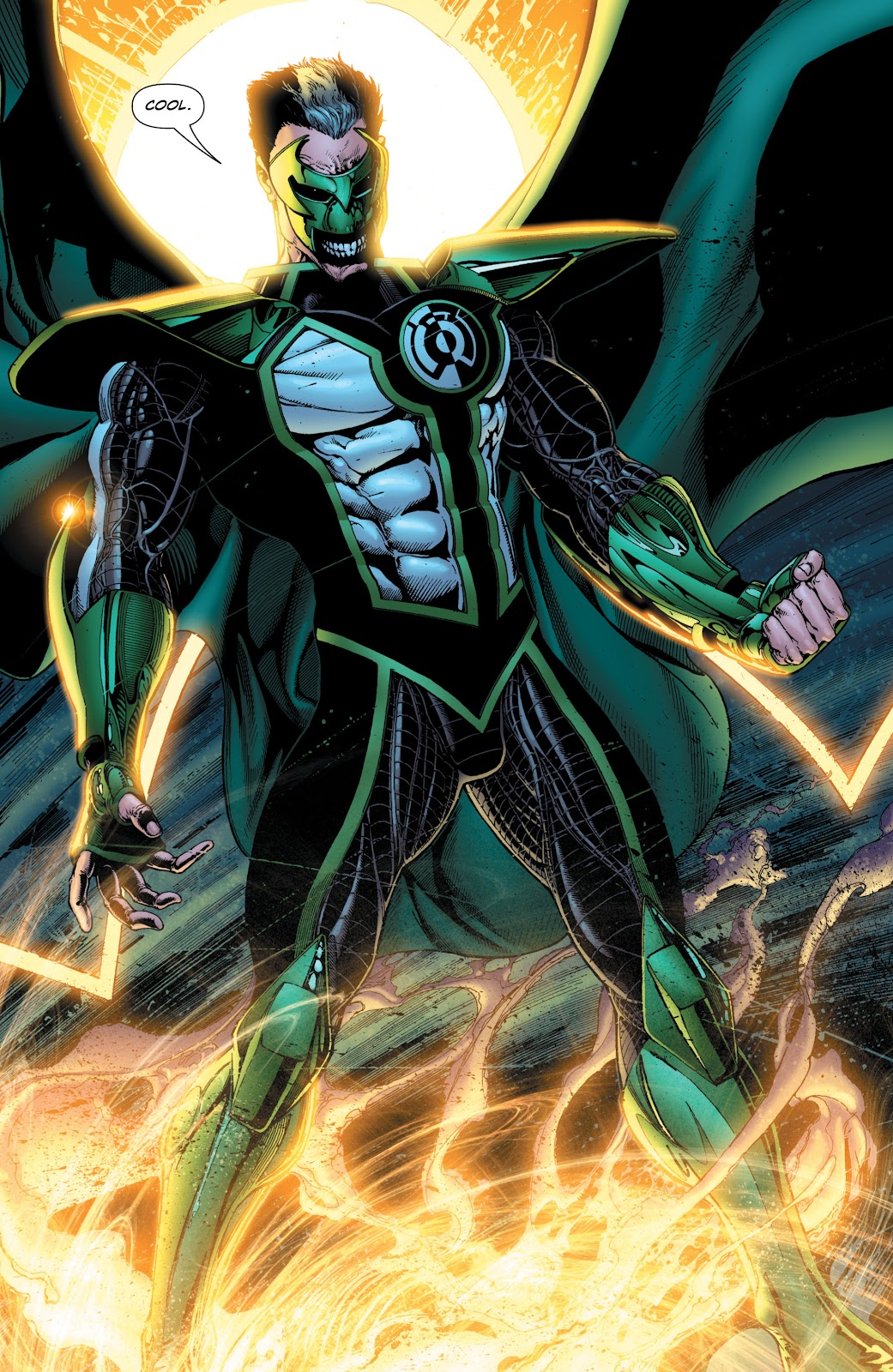 Green Lantern: The Sinestro Corps War Full #1 - English 46