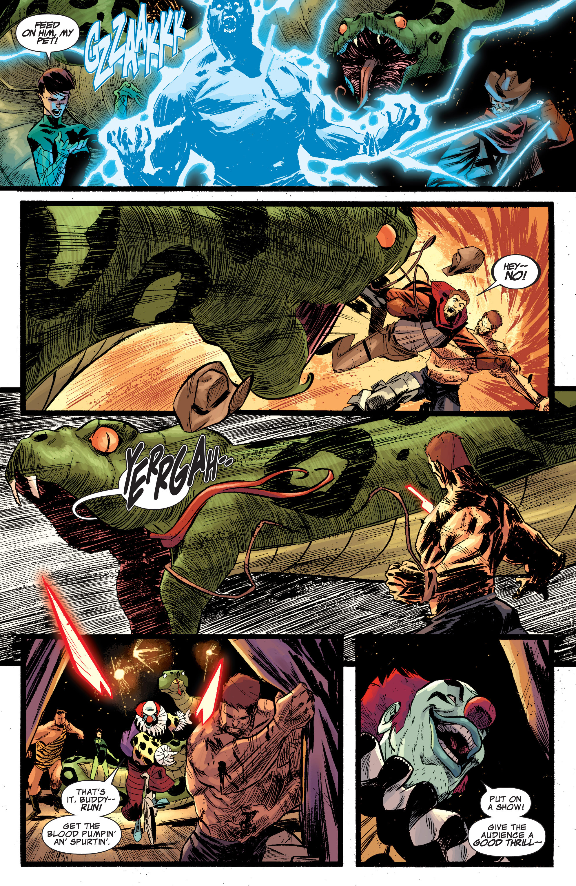 Read online Secret Avengers (2010) comic -  Issue #29 - 12