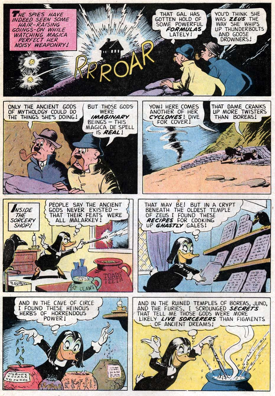Uncle Scrooge (1953) Issue #140 #140 - English 6