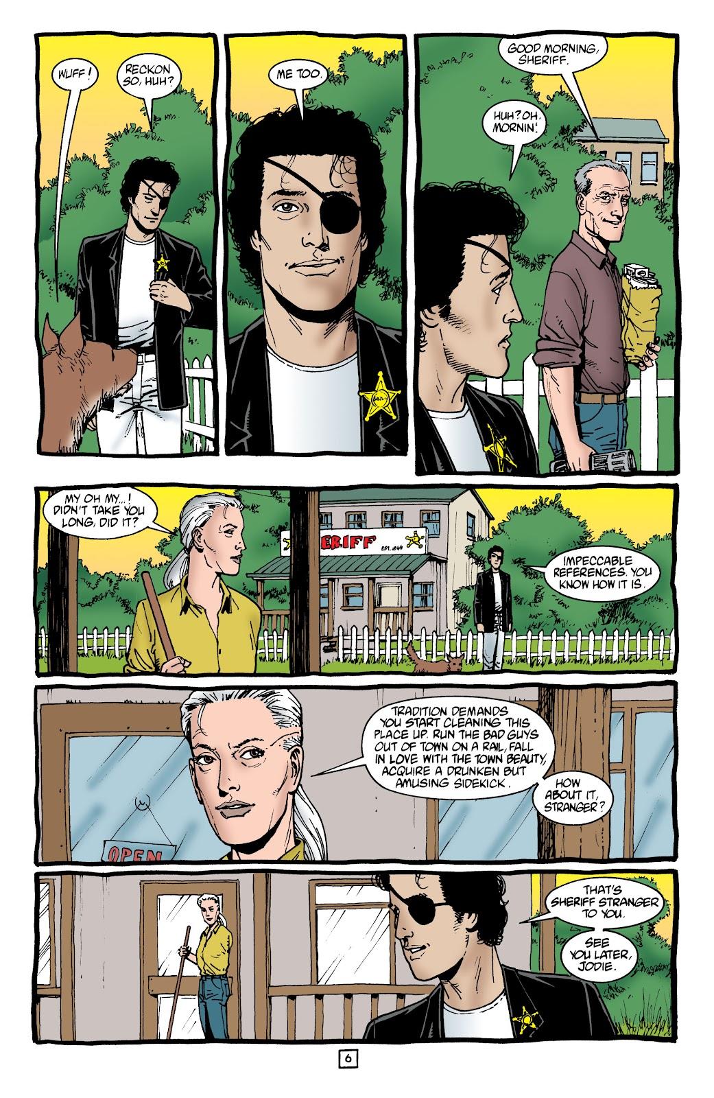 Preacher Issue #42 #51 - English 7