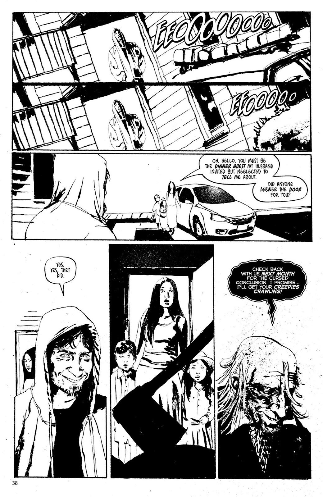 Creepy (2009) Issue #2 #2 - English 40