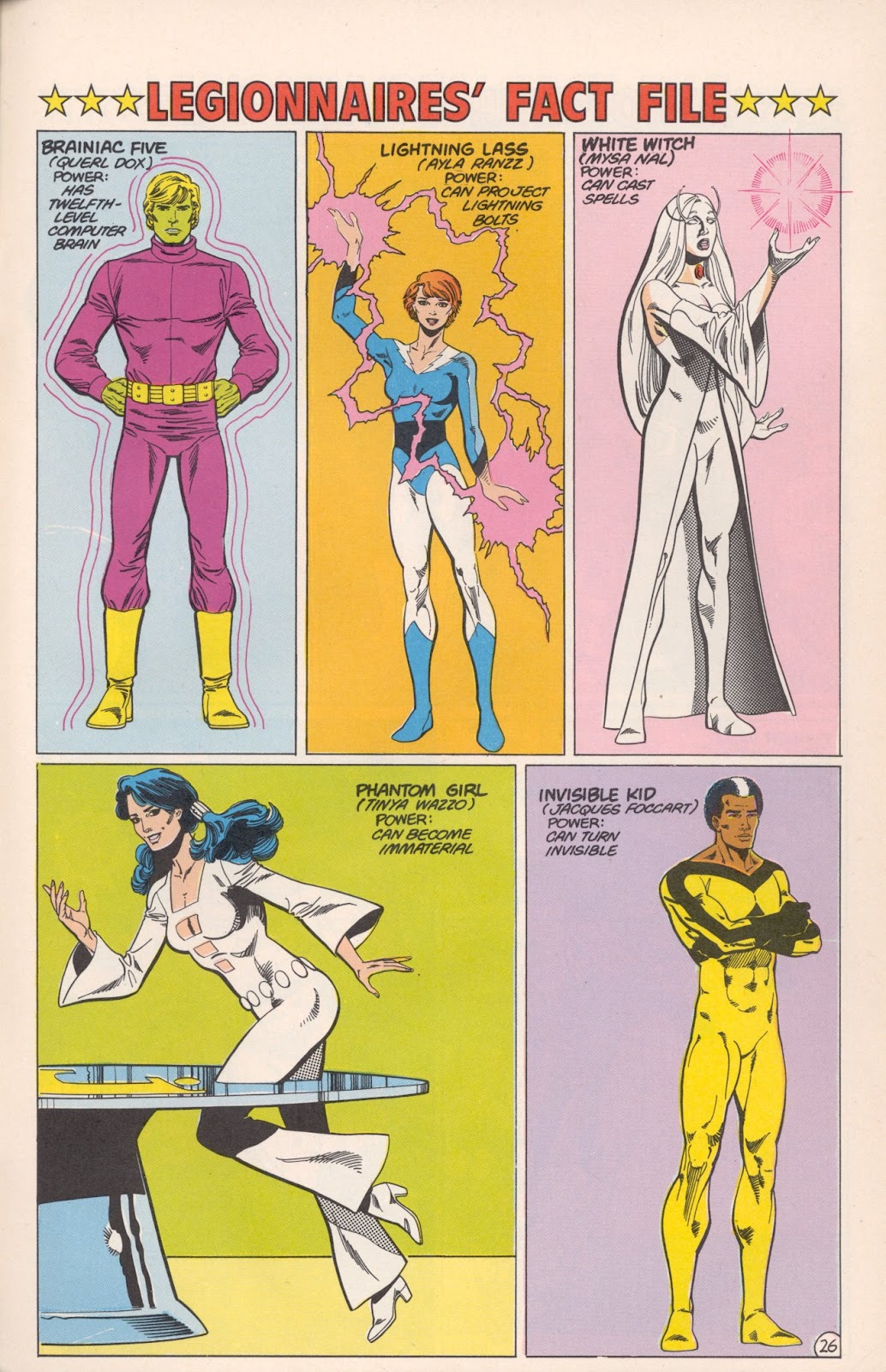 Tales of the Legion Issue #342 #29 - English 27