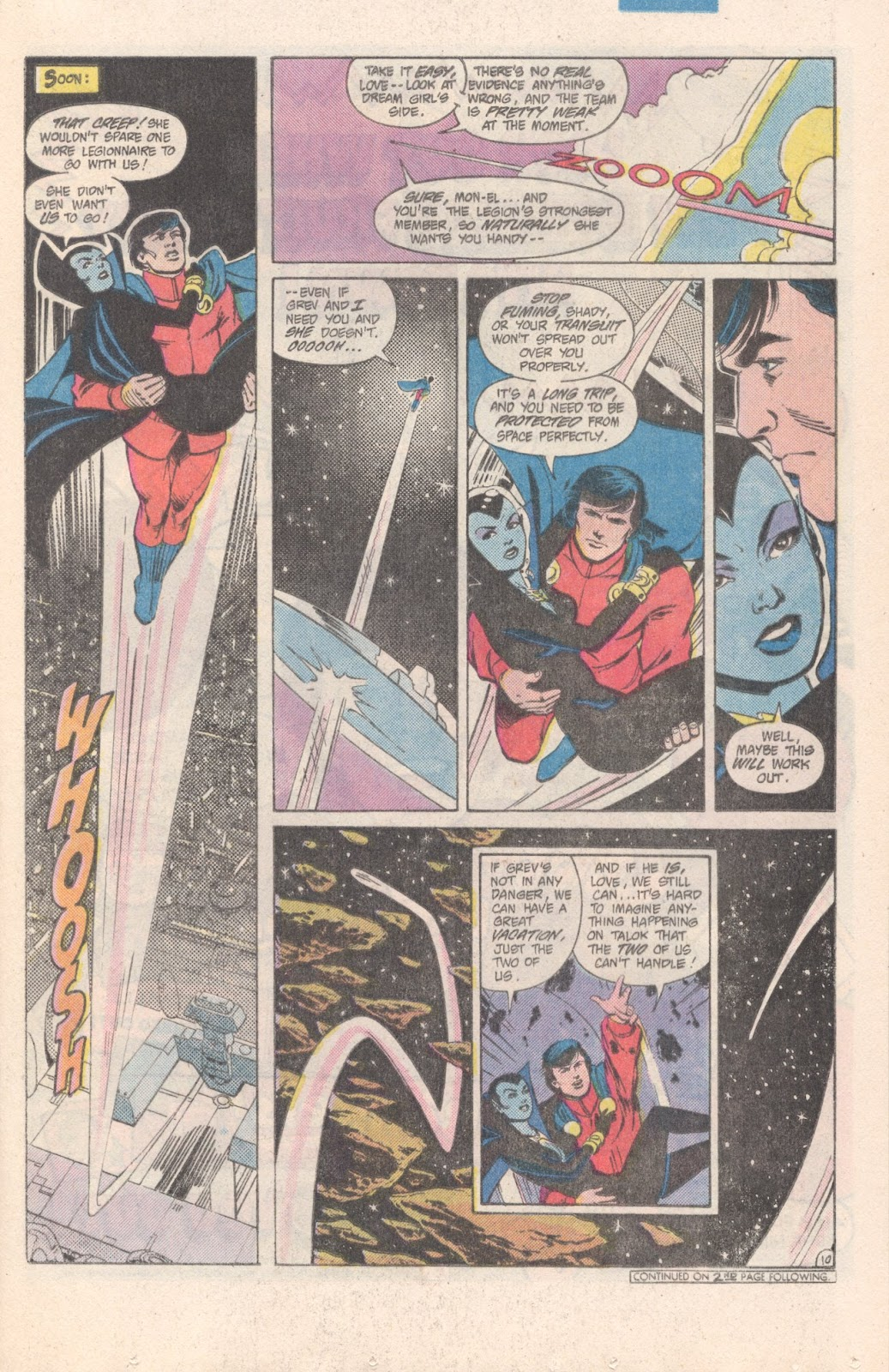 Tales of the Legion Issue #318 #5 - English 11