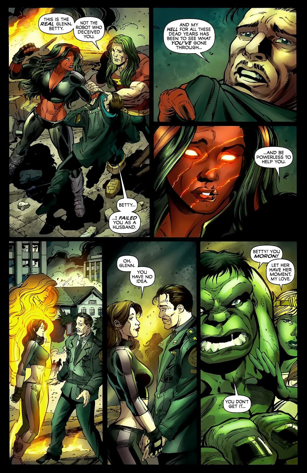 Incredible Hulks (2010) Issue #619 #9 - English 18