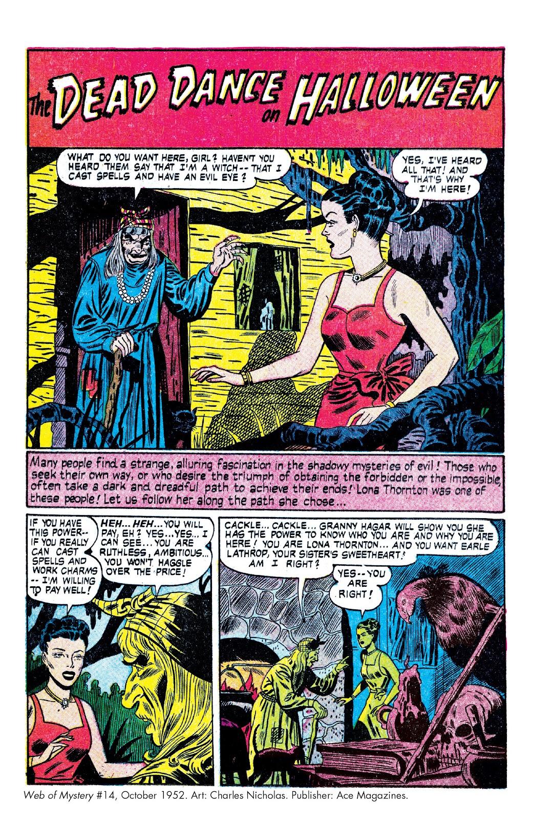 Haunted Horror Issue #19 #19 - English 36