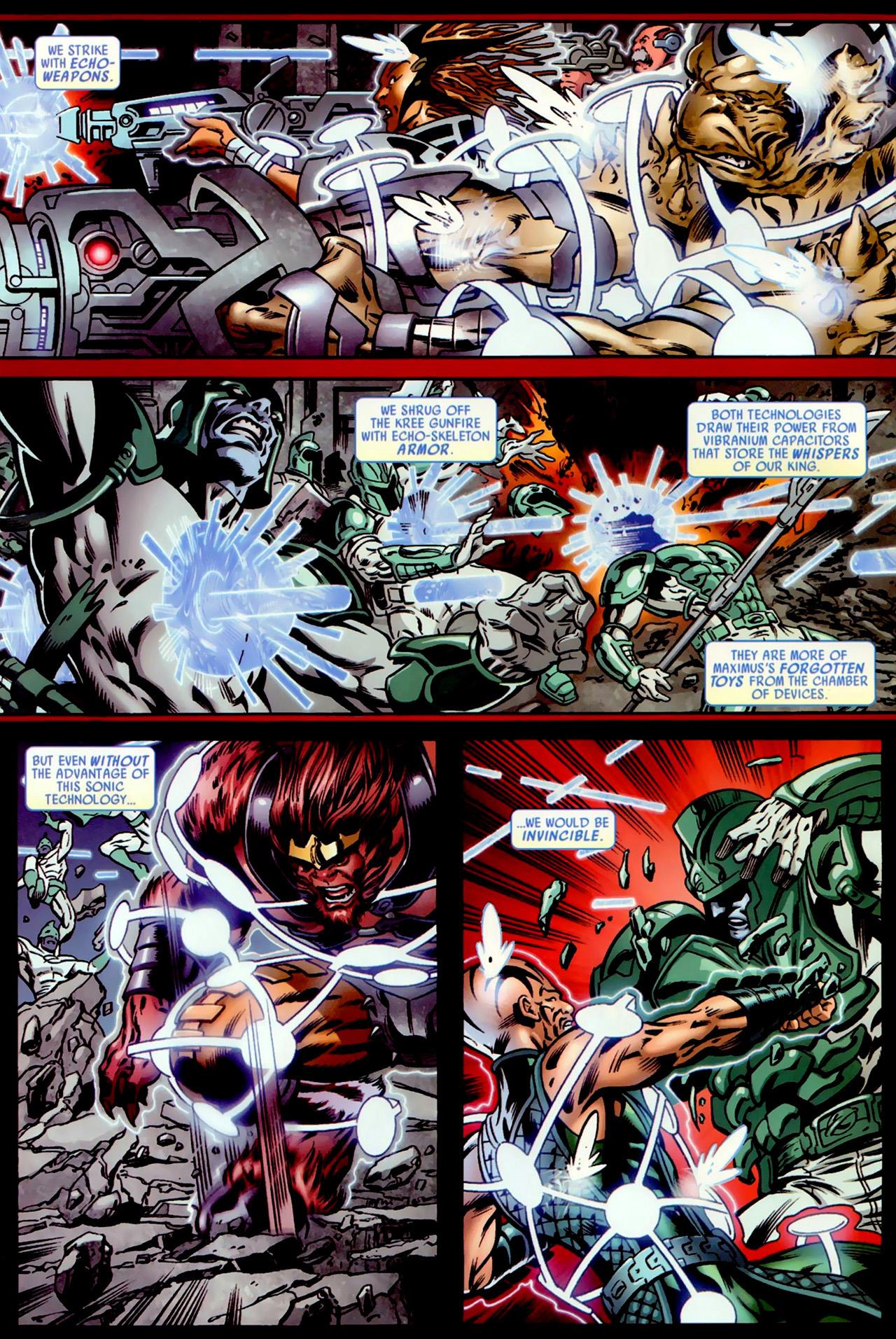 Read online Secret Invasion: War of Kings comic -  Issue # Full - 32