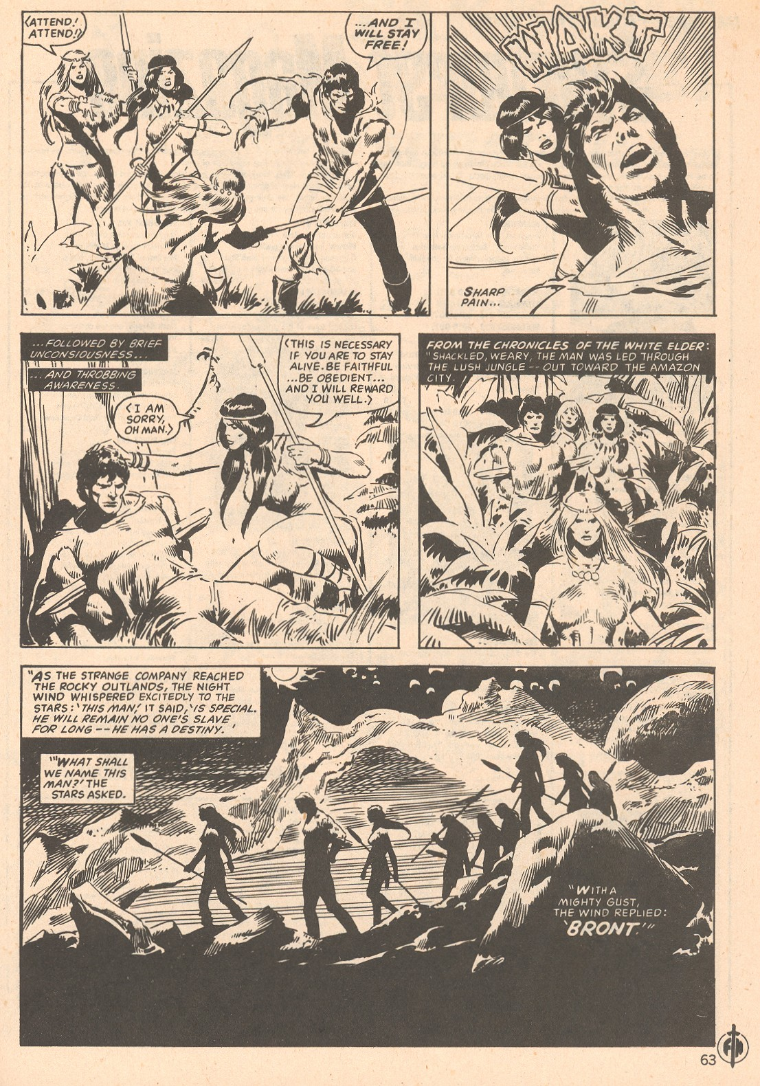 The Savage Sword Of Conan Issue #66 #67 - English 63