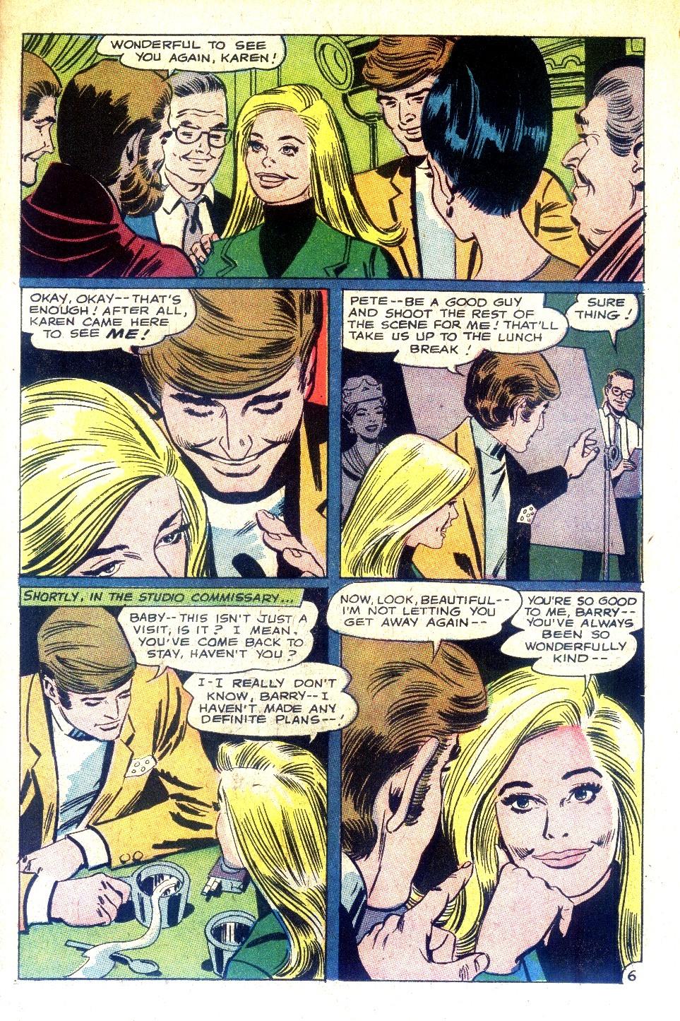 Read online Secret Hearts comic -  Issue #128 - 23