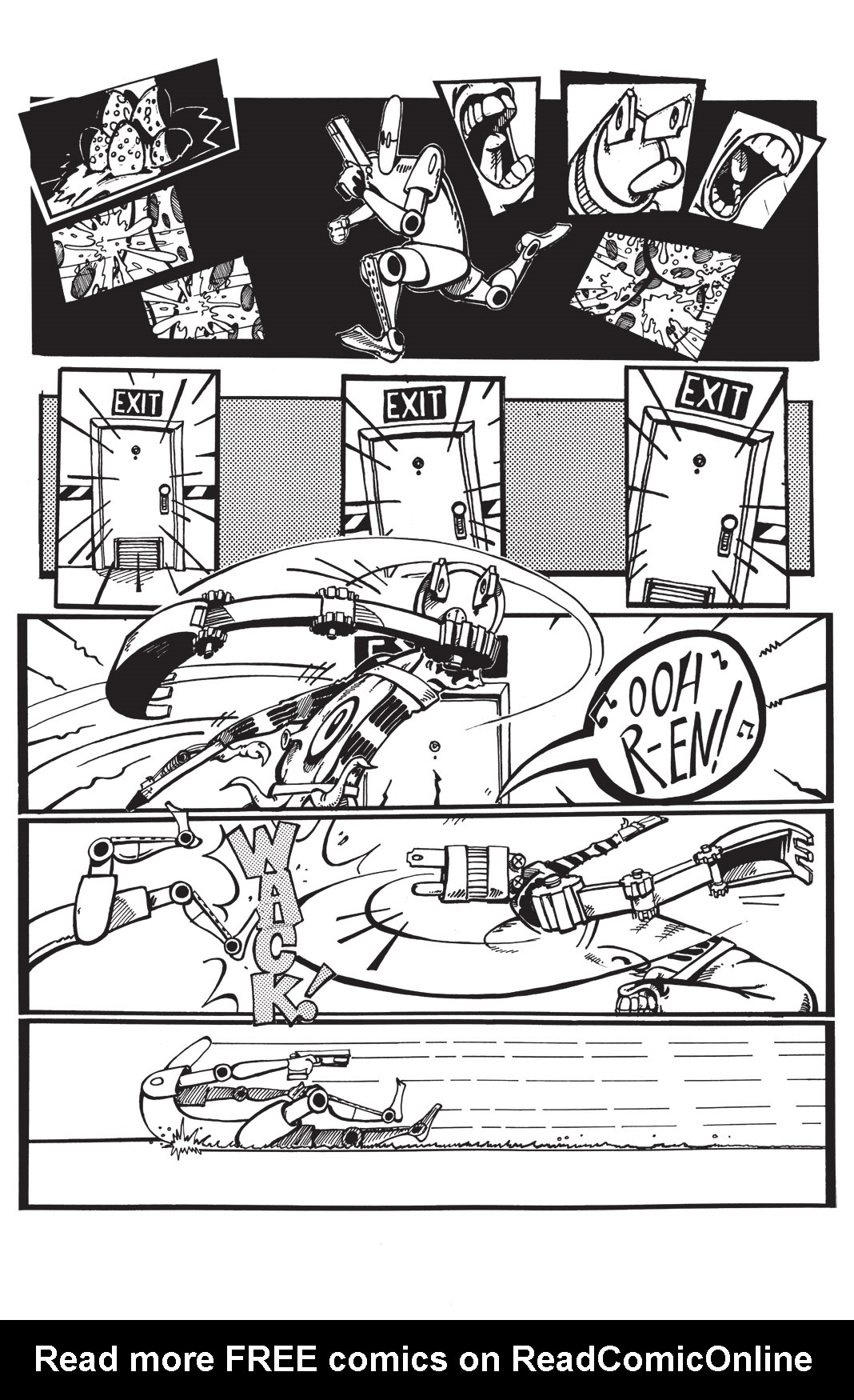 Read online Scud: The Disposable Assassin: The Whole Shebang comic -  Issue # TPB (Part 1) - 29