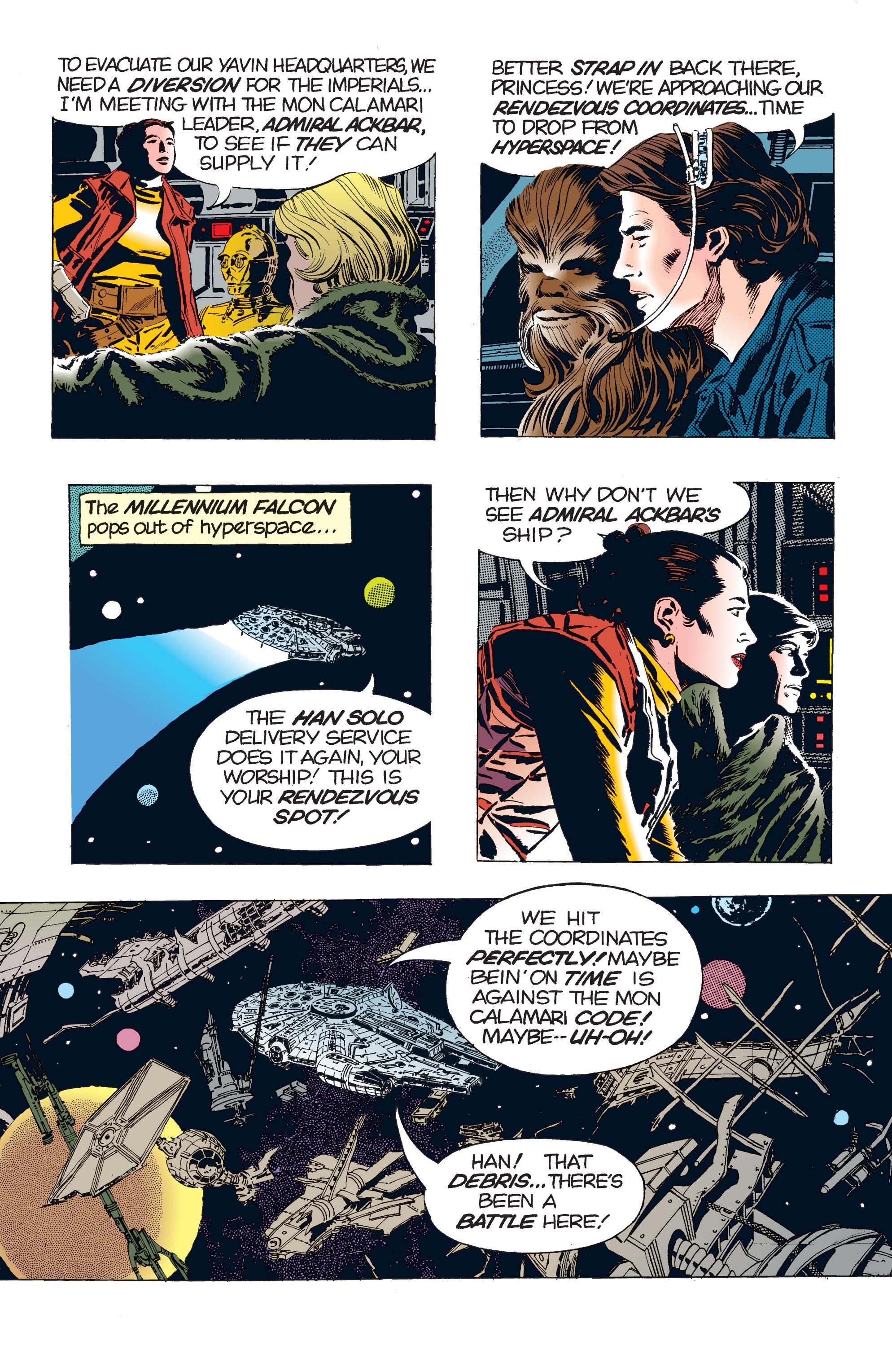 Classic Star Wars #13 #13 - English 16