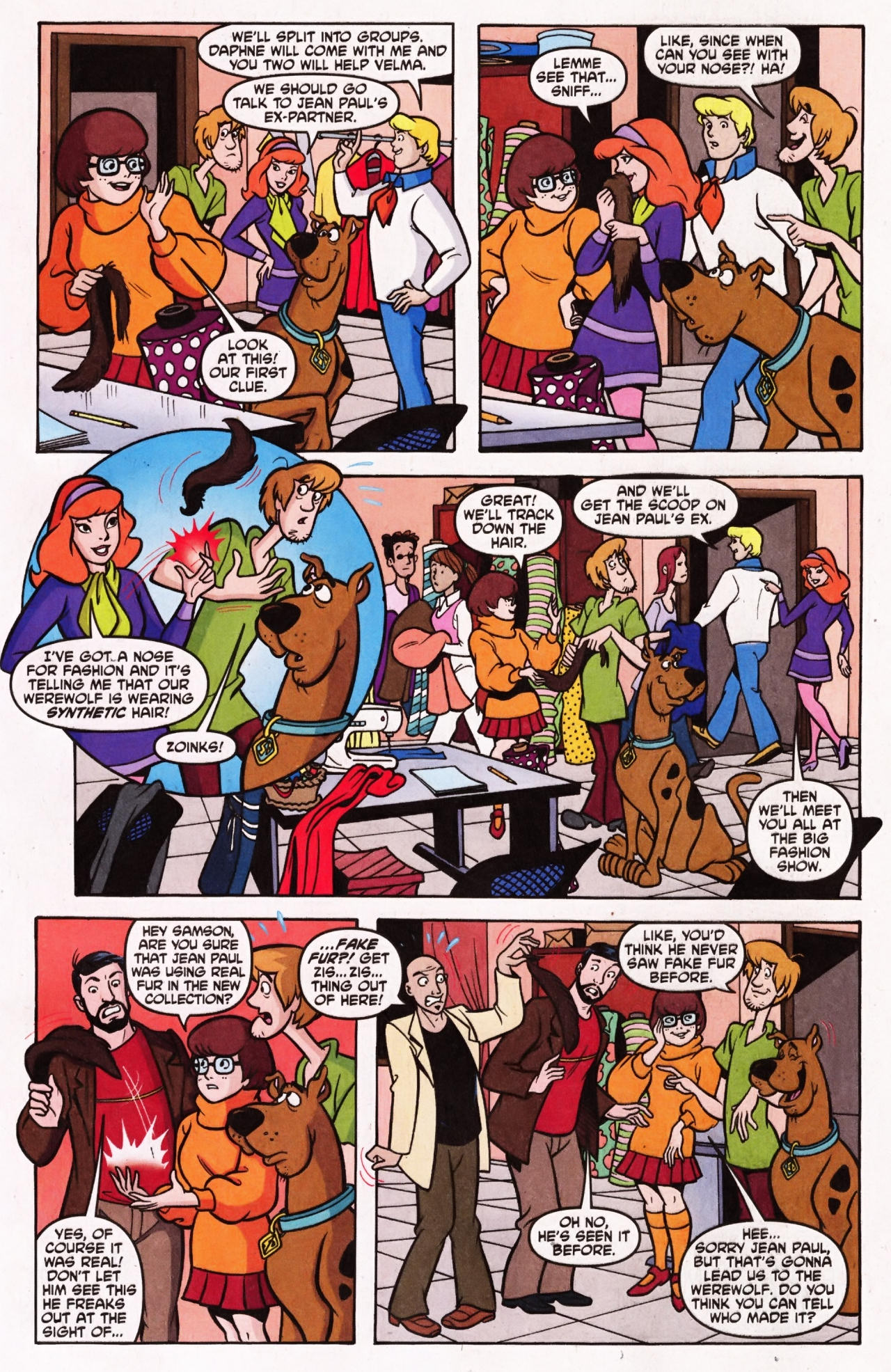 Read online Scooby-Doo (1997) comic -  Issue #134 - 4