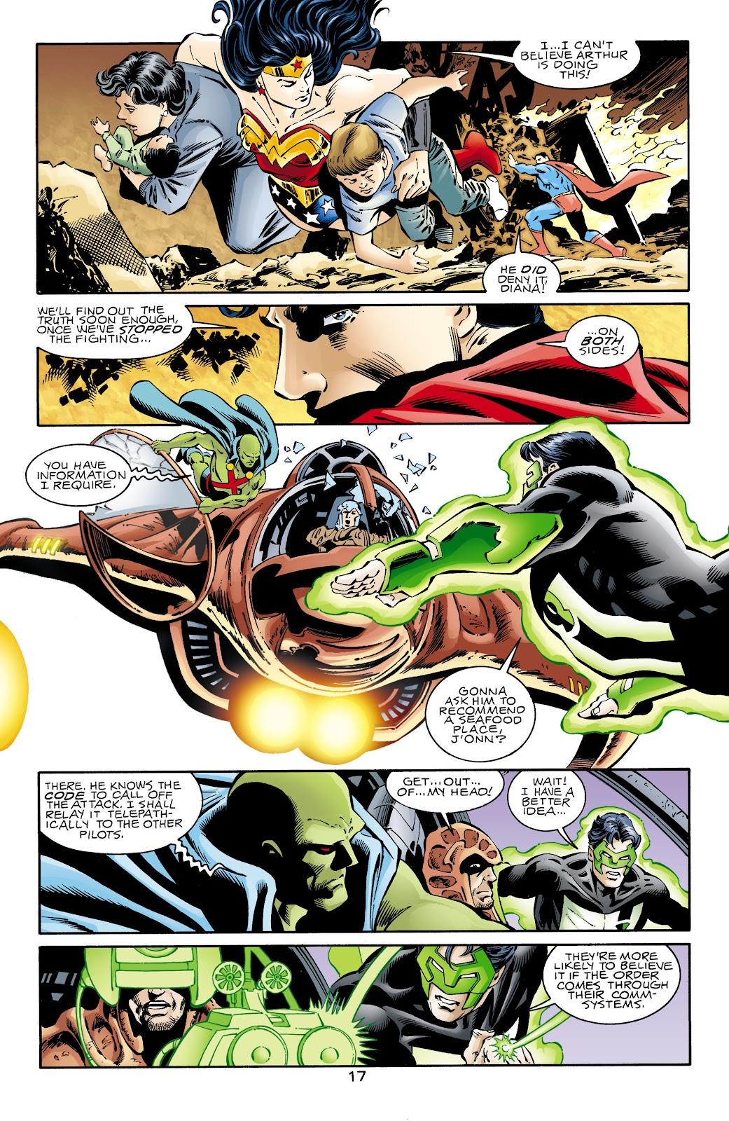 Aquaman (1994) Issue #67 #73 - English 17