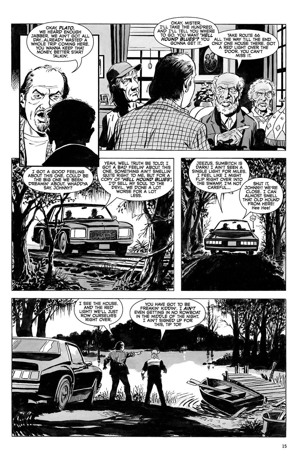 Creepy (2009) Issue #1 #1 - English 17