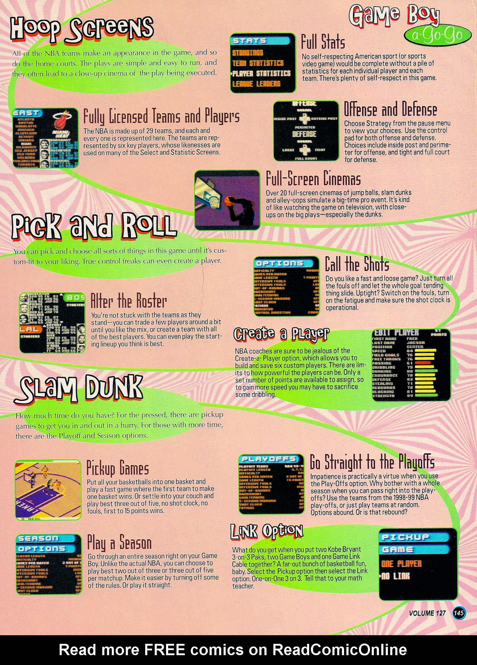 Nintendo Power #127 #127 - English 170