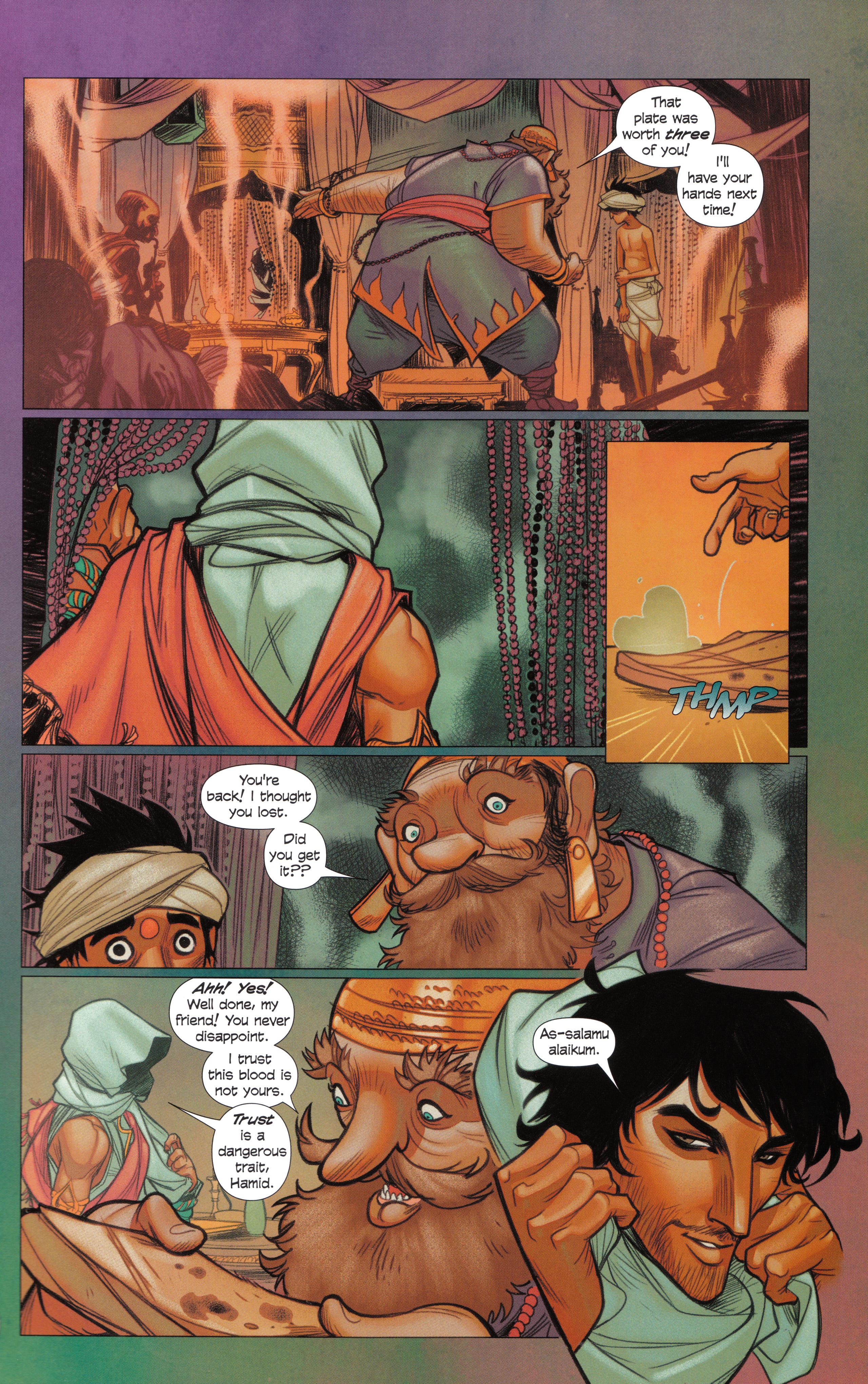 Read online Assassin's Creed Brahman comic -  Issue #Assassin's Creed Brahman Full - 29