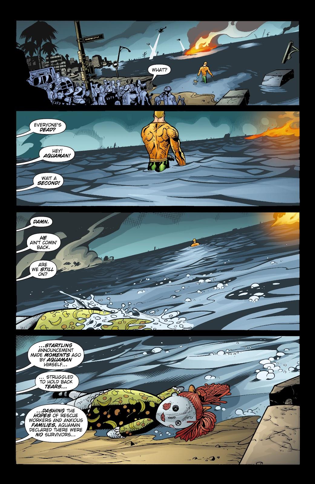 Aquaman (2003) Issue #15 #15 - English 9