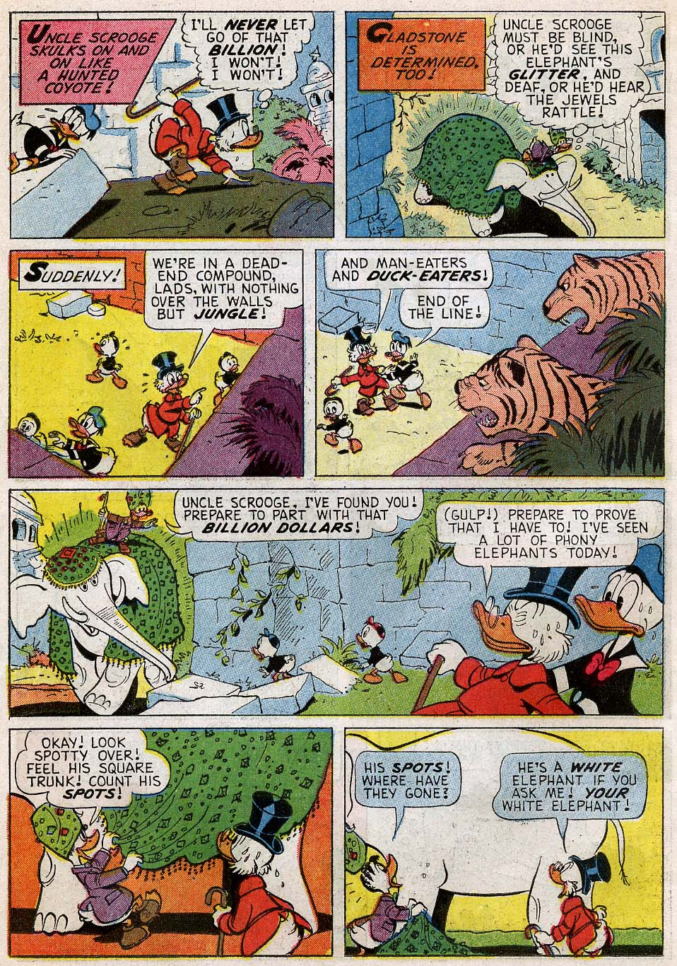 Uncle Scrooge (1953) Issue #54 #54 - English 21