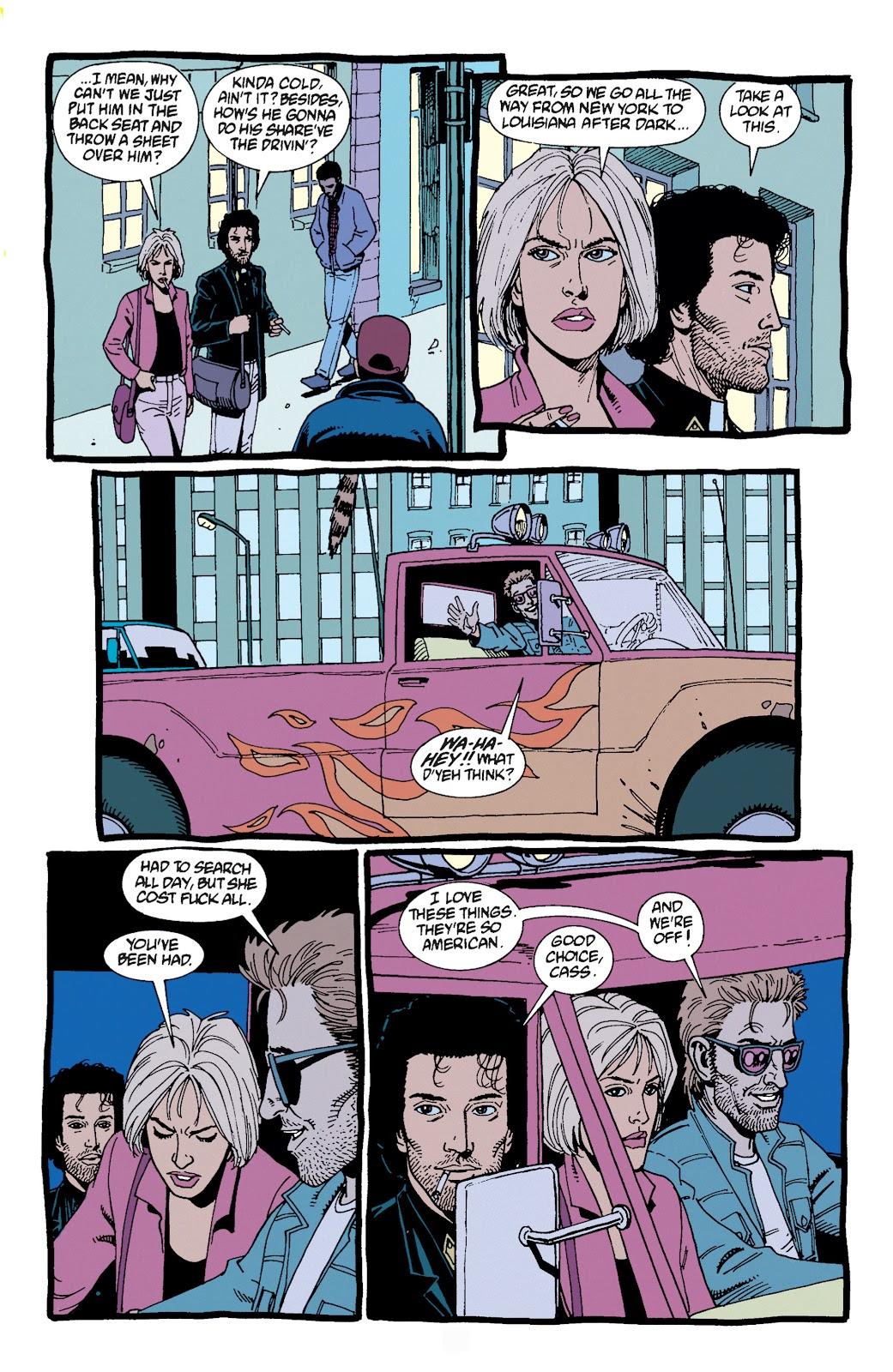 Preacher Issue #29 #38 - English 11